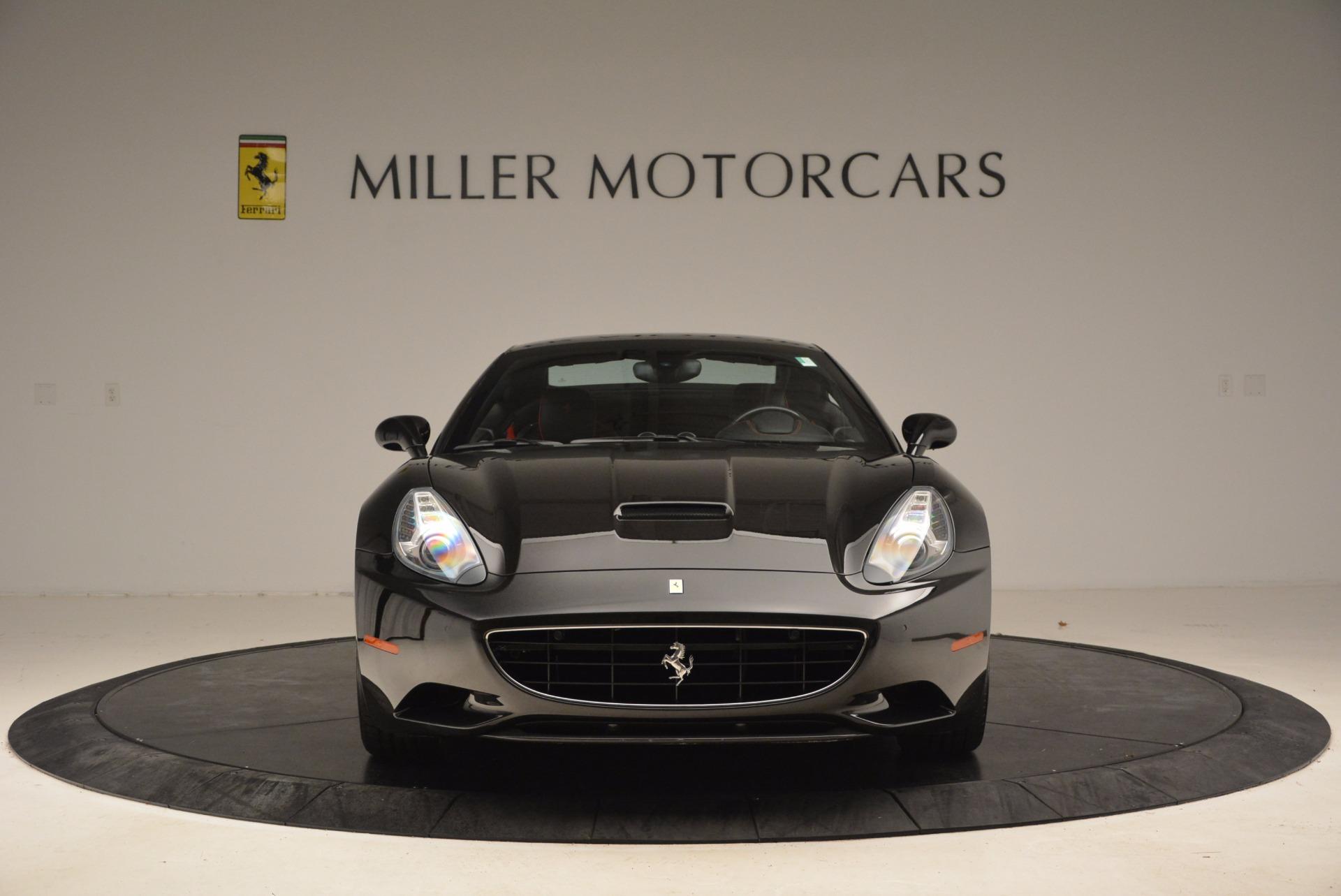 Used 2013 Ferrari California  For Sale In Westport, CT 1603_p24