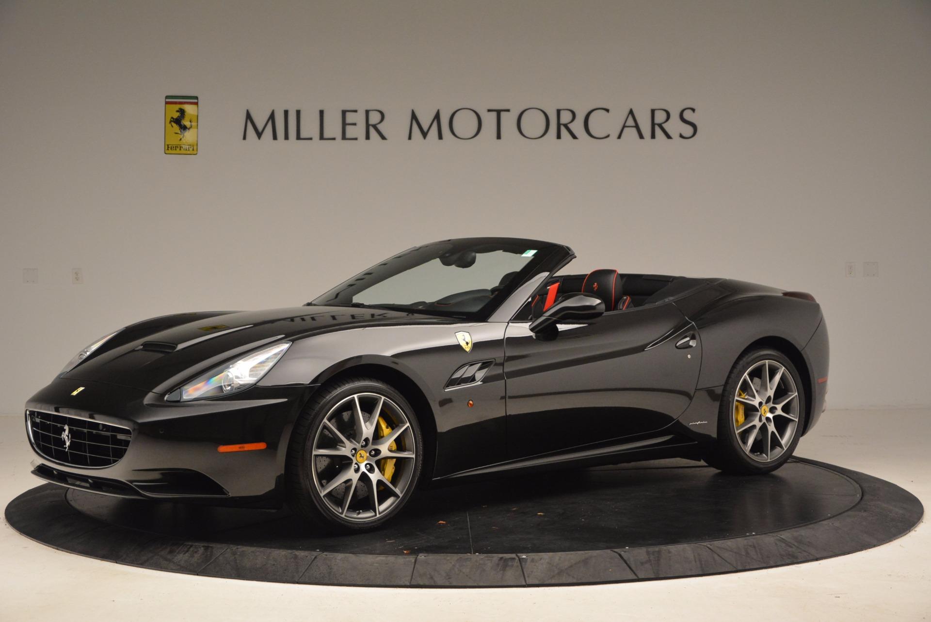 Used 2013 Ferrari California  For Sale In Westport, CT 1603_p2