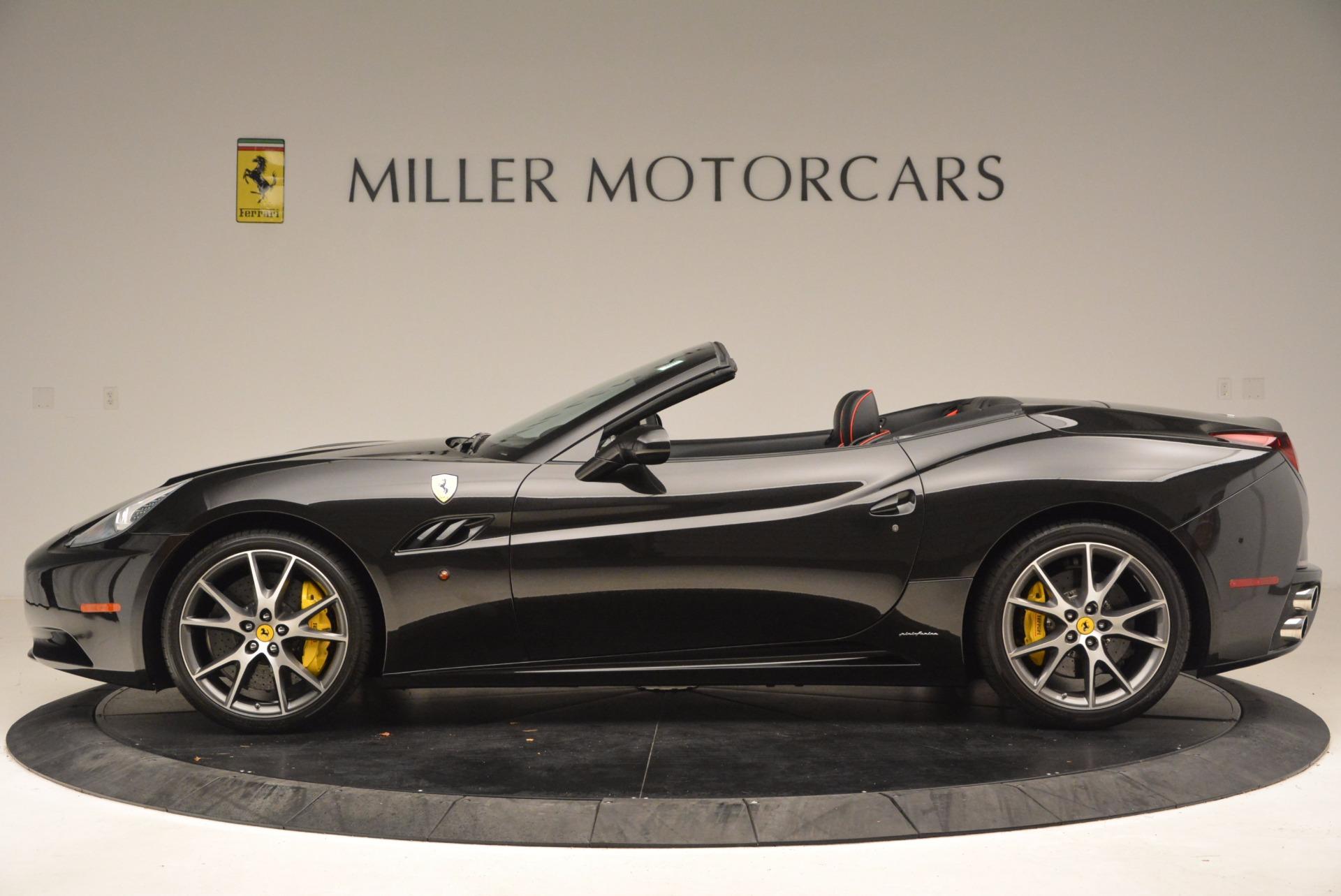 Used 2013 Ferrari California  For Sale In Westport, CT 1603_p3