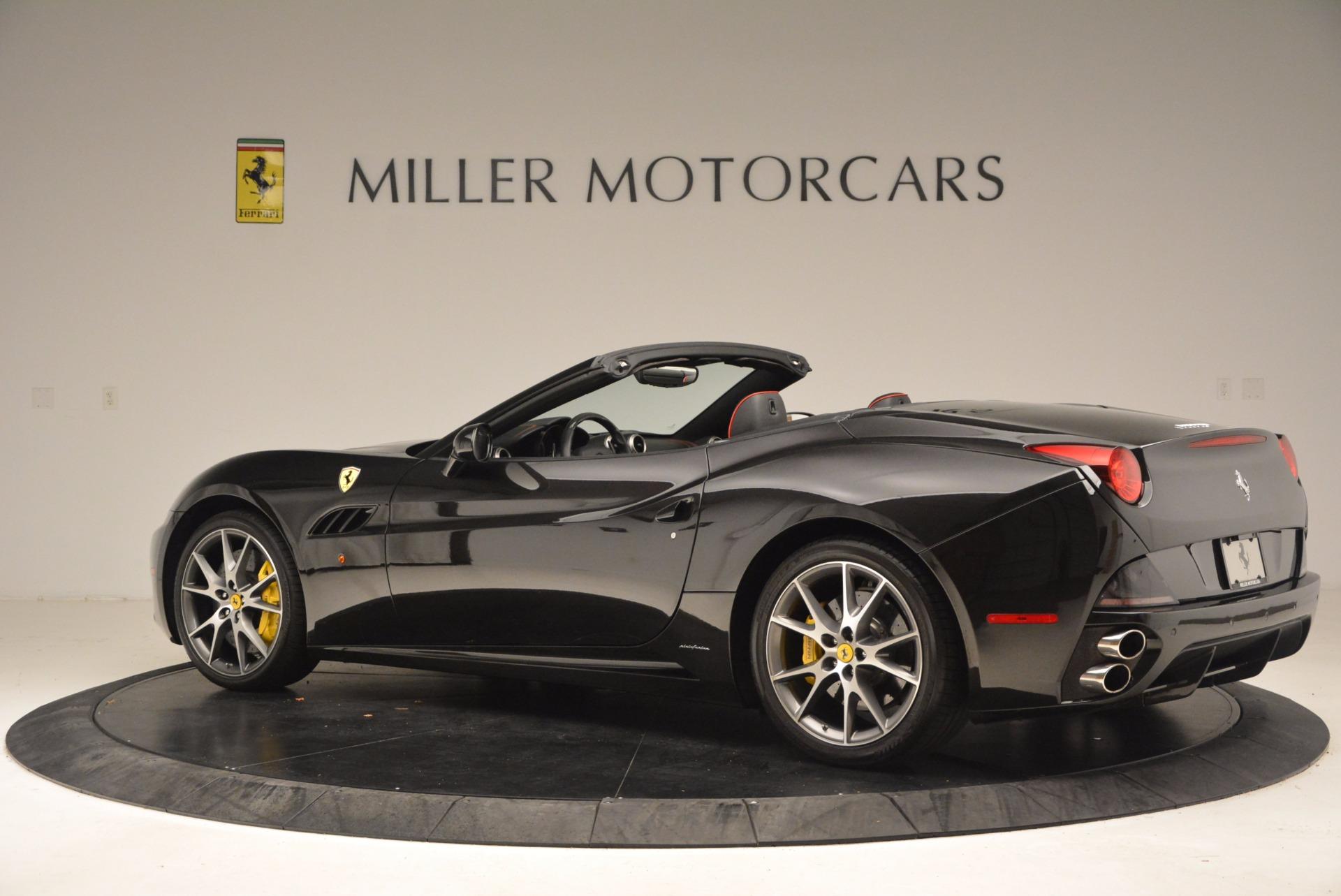 Used 2013 Ferrari California  For Sale In Westport, CT 1603_p4