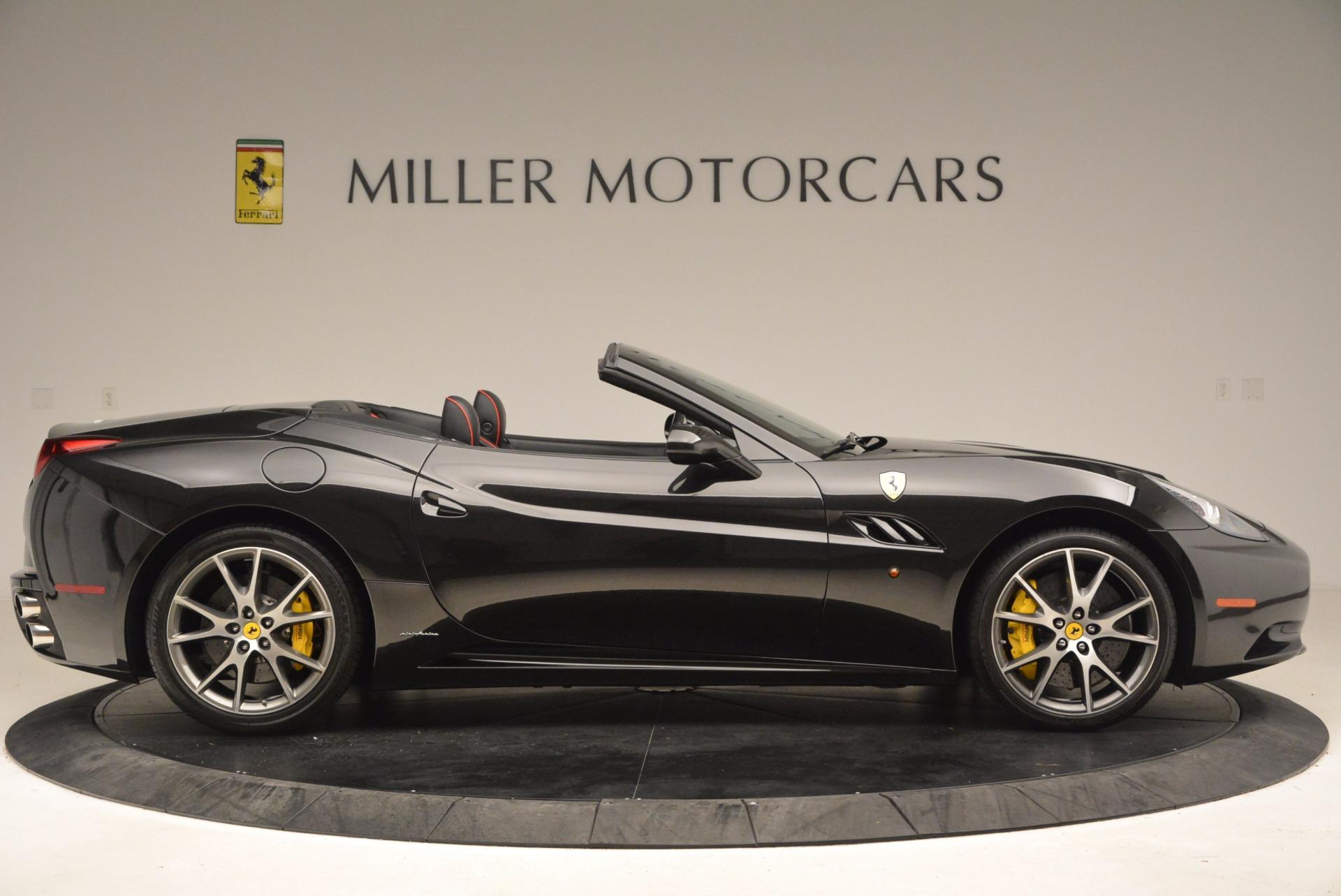 Used 2013 Ferrari California  For Sale In Westport, CT 1603_p9