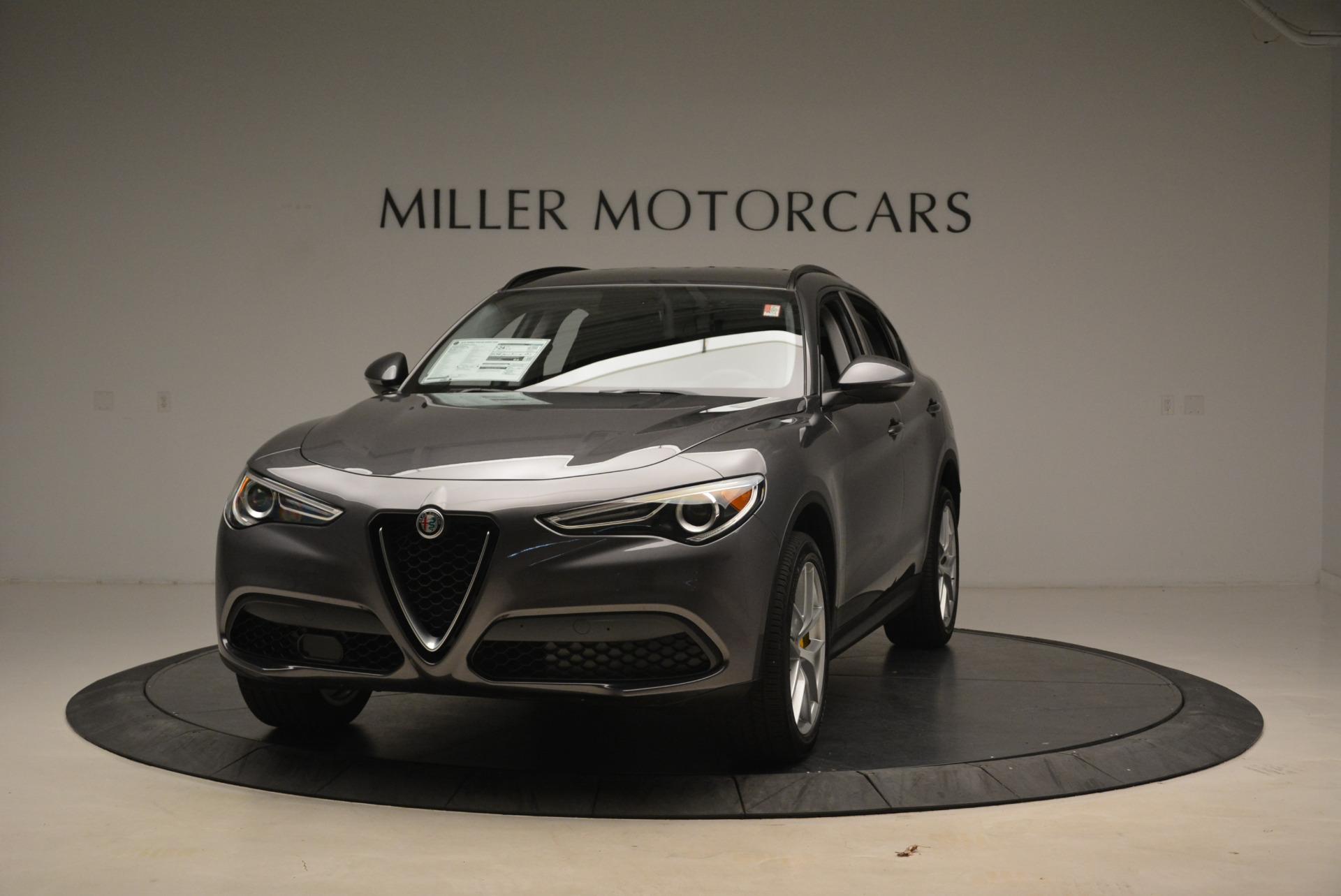 New 2018 Alfa Romeo Stelvio Sport Q4 For Sale In Westport, CT 1604_main