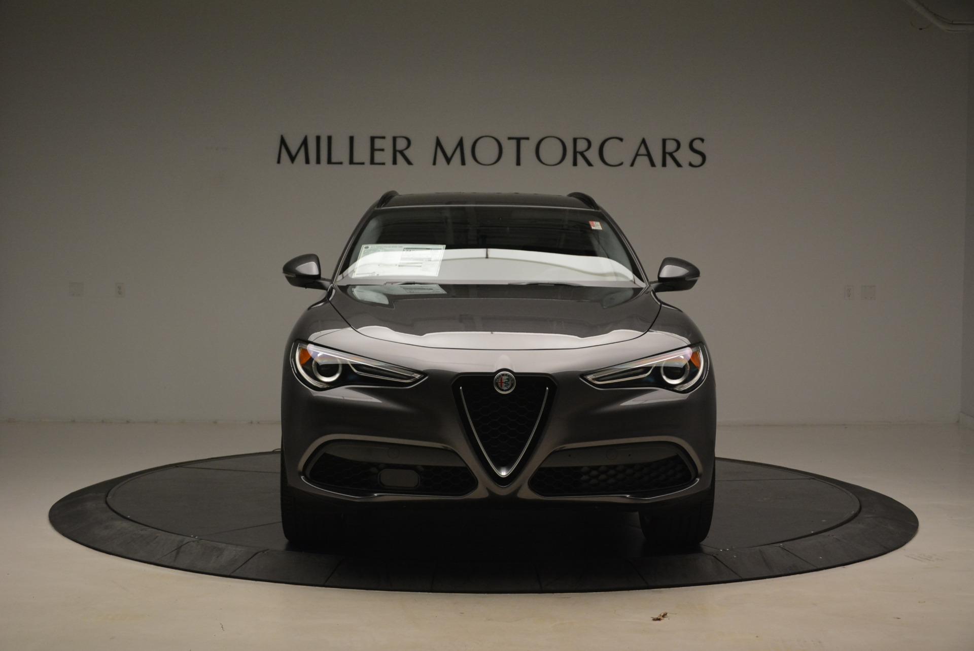 New 2018 Alfa Romeo Stelvio Sport Q4 For Sale In Westport, CT 1604_p12