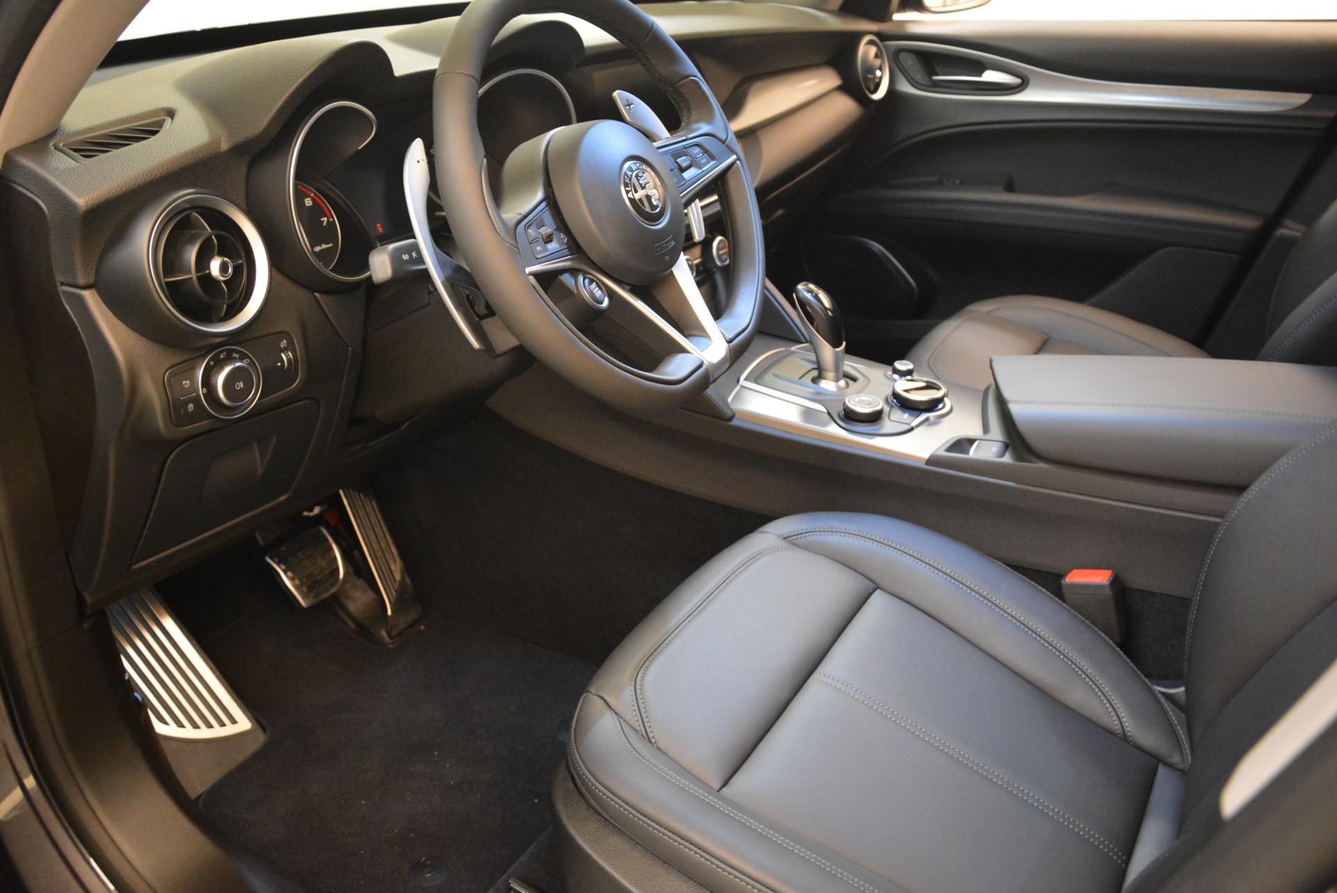 New 2018 Alfa Romeo Stelvio Sport Q4 For Sale In Westport, CT 1604_p13