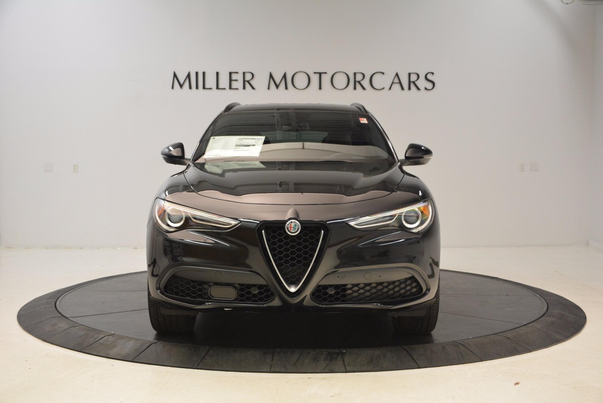 New 2018 Alfa Romeo Stelvio Ti Sport Q4 For Sale In Westport, CT 1605_p12