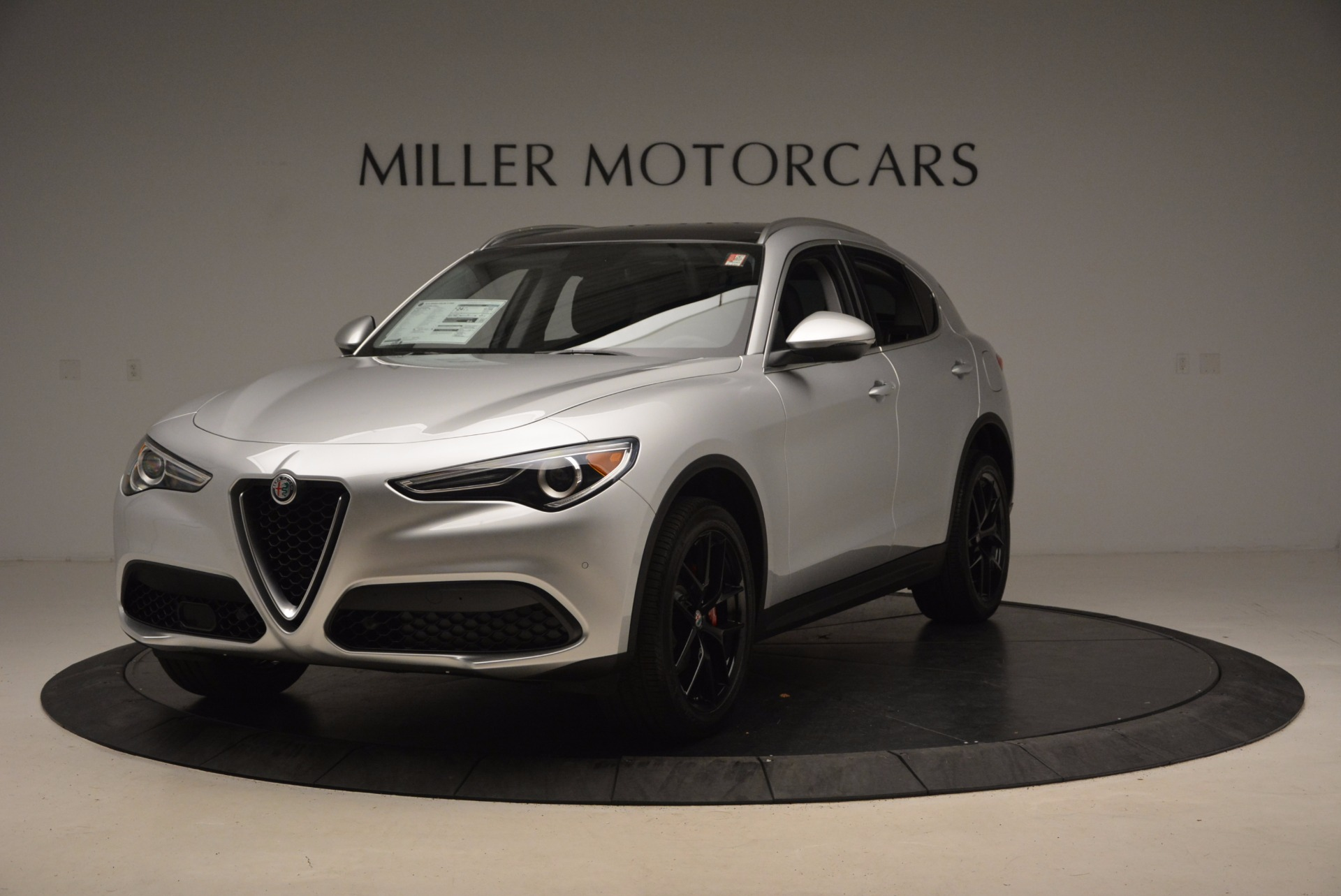2018 Alfa Romeo Stelvio Ti Q4 Stock L235 for sale near Westport
