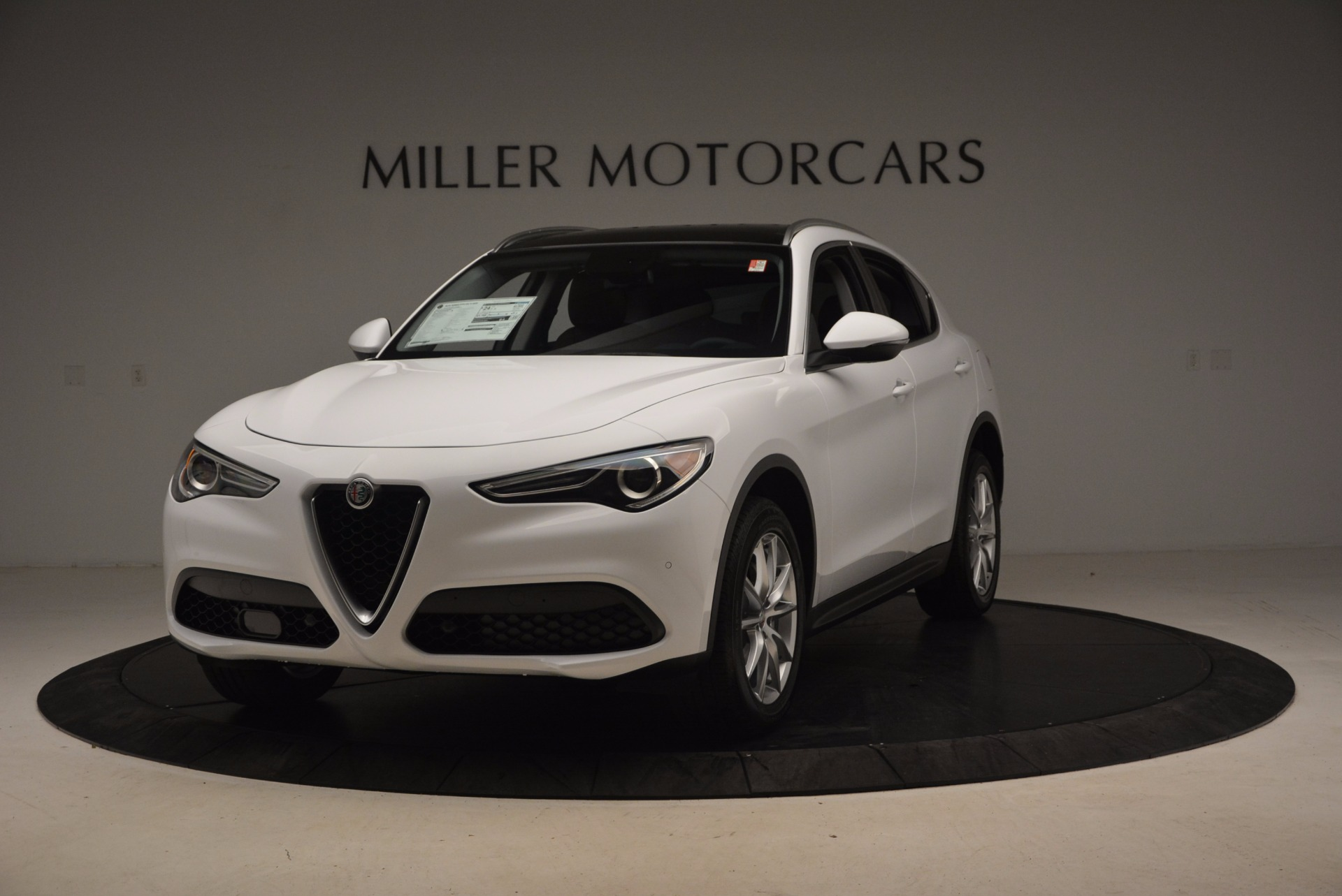 New 2018 Alfa Romeo Stelvio Ti Q4 For Sale In Westport, CT 1607_main