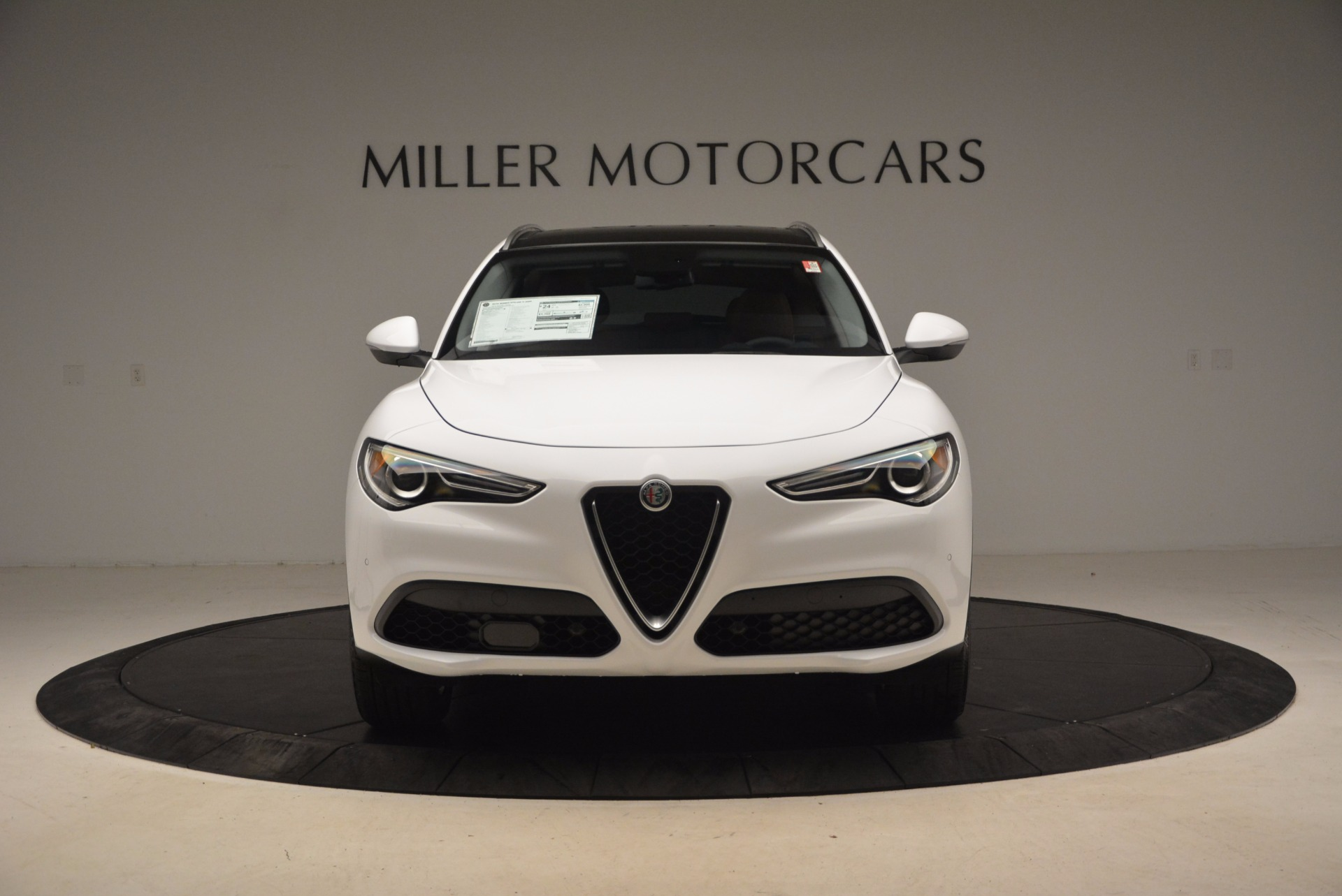 New 2018 Alfa Romeo Stelvio Ti Q4 For Sale In Westport, CT 1607_p12
