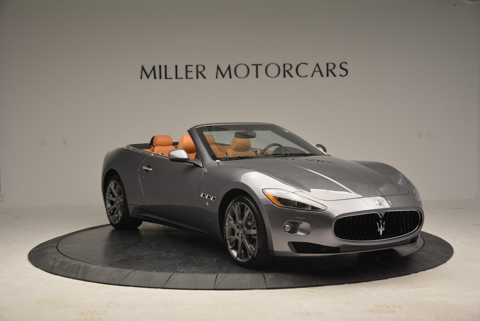 Used 2012 Maserati GranTurismo  For Sale In Westport, CT 161_p11