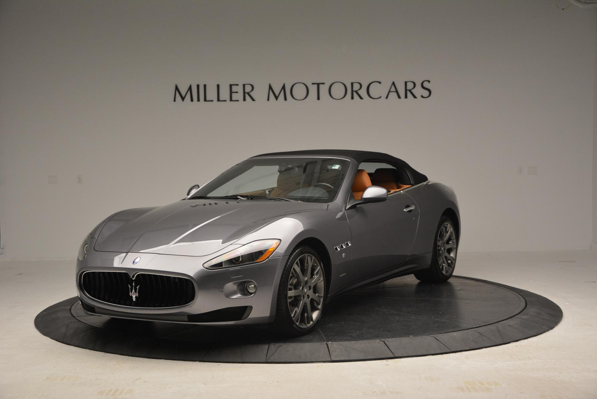 Used 2012 Maserati GranTurismo  For Sale In Westport, CT 161_p13