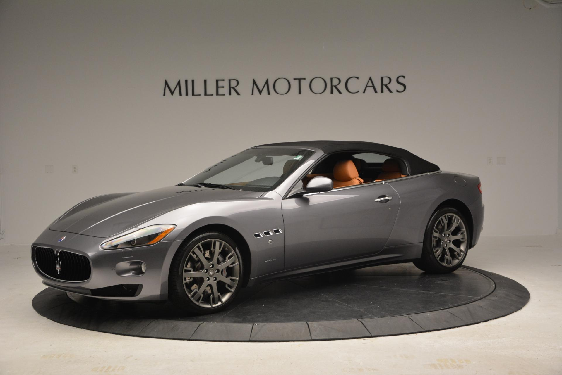 Used 2012 Maserati GranTurismo  For Sale In Westport, CT 161_p14