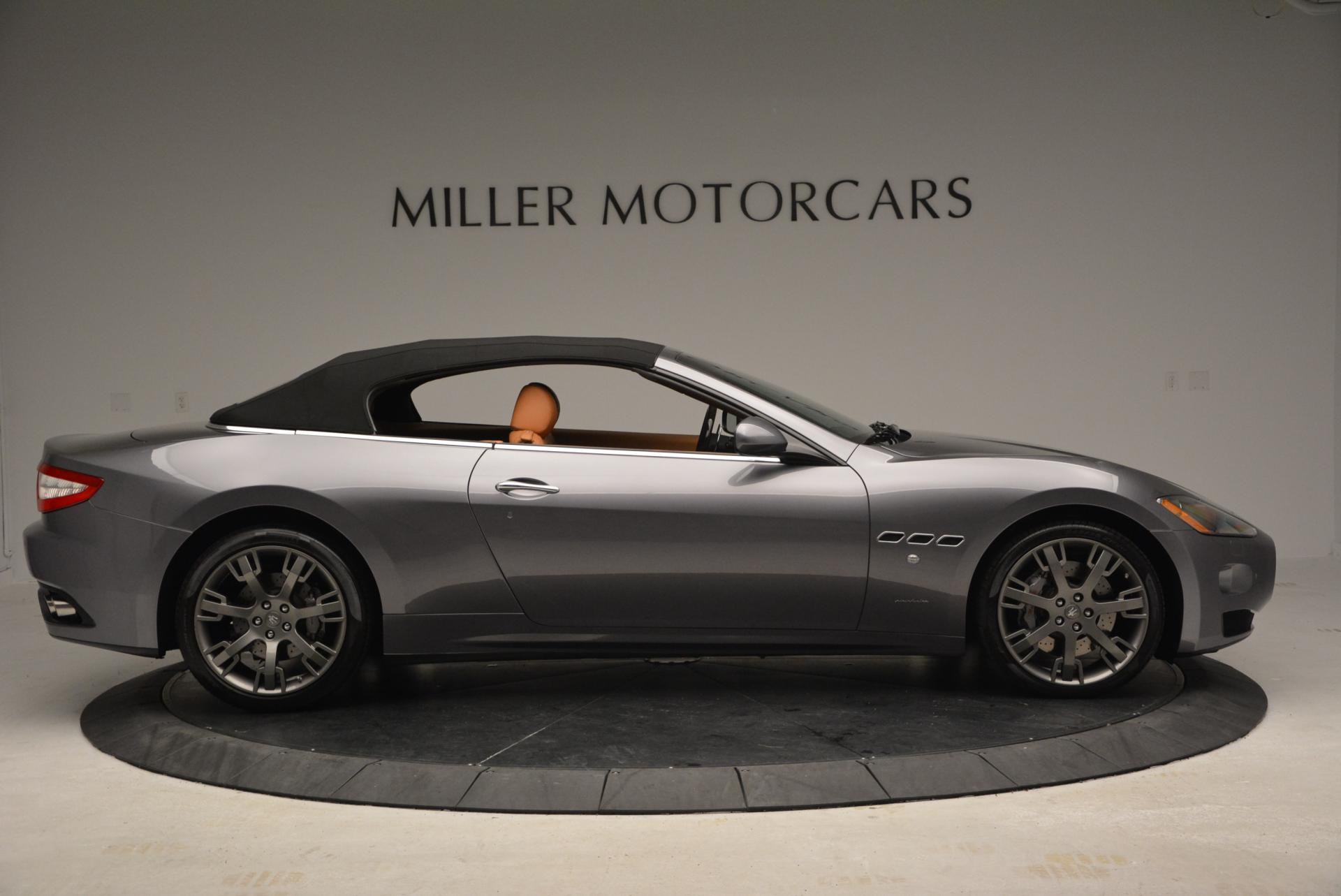 Used 2012 Maserati GranTurismo  For Sale In Westport, CT 161_p16