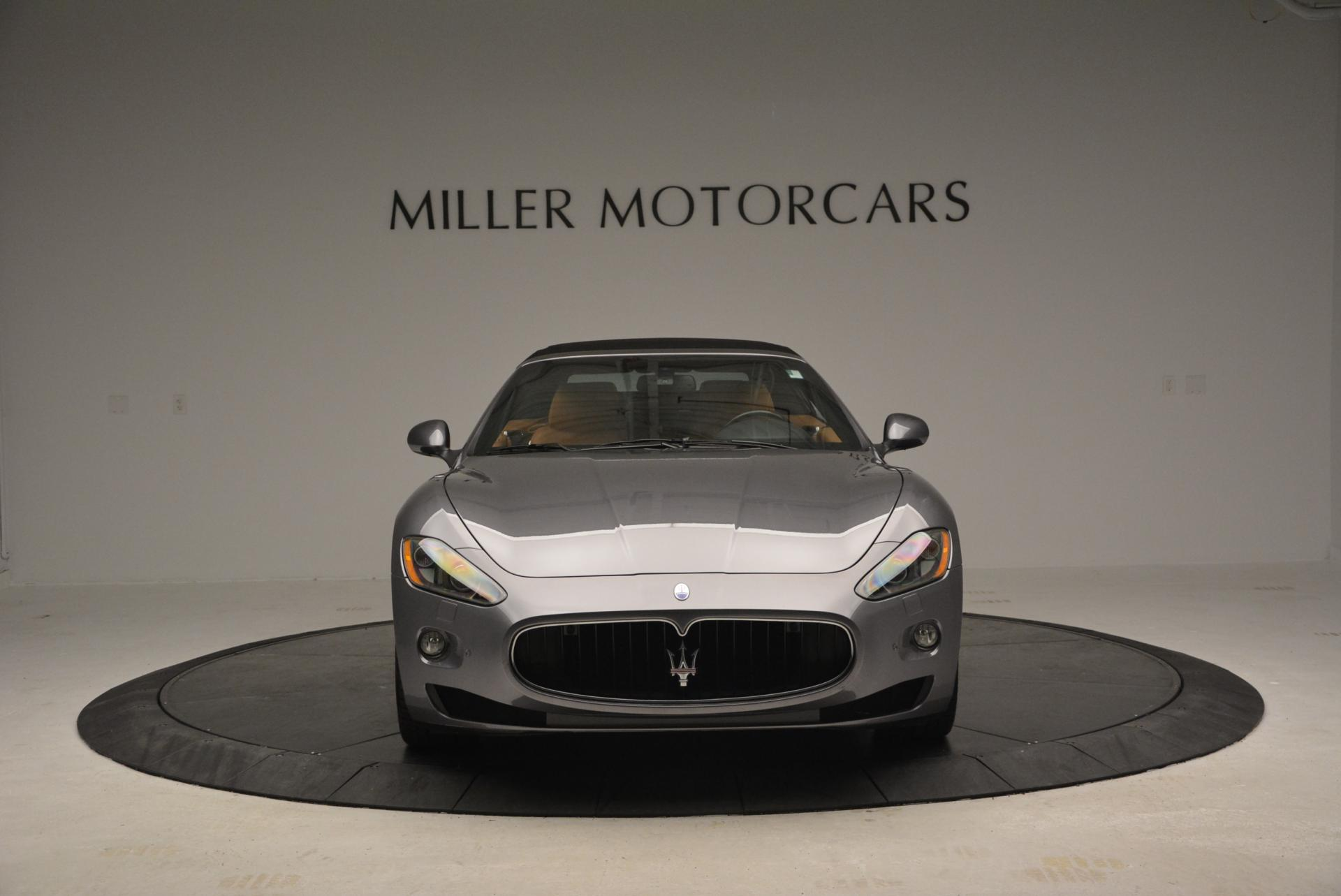 Used 2012 Maserati GranTurismo  For Sale In Westport, CT 161_p19