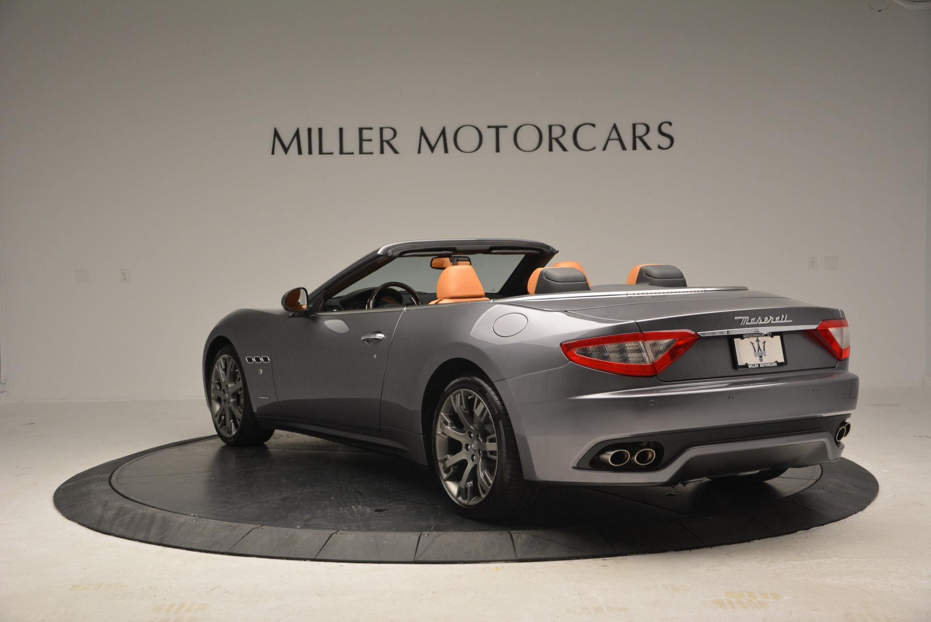 Used 2012 Maserati GranTurismo  For Sale In Westport, CT 161_p5