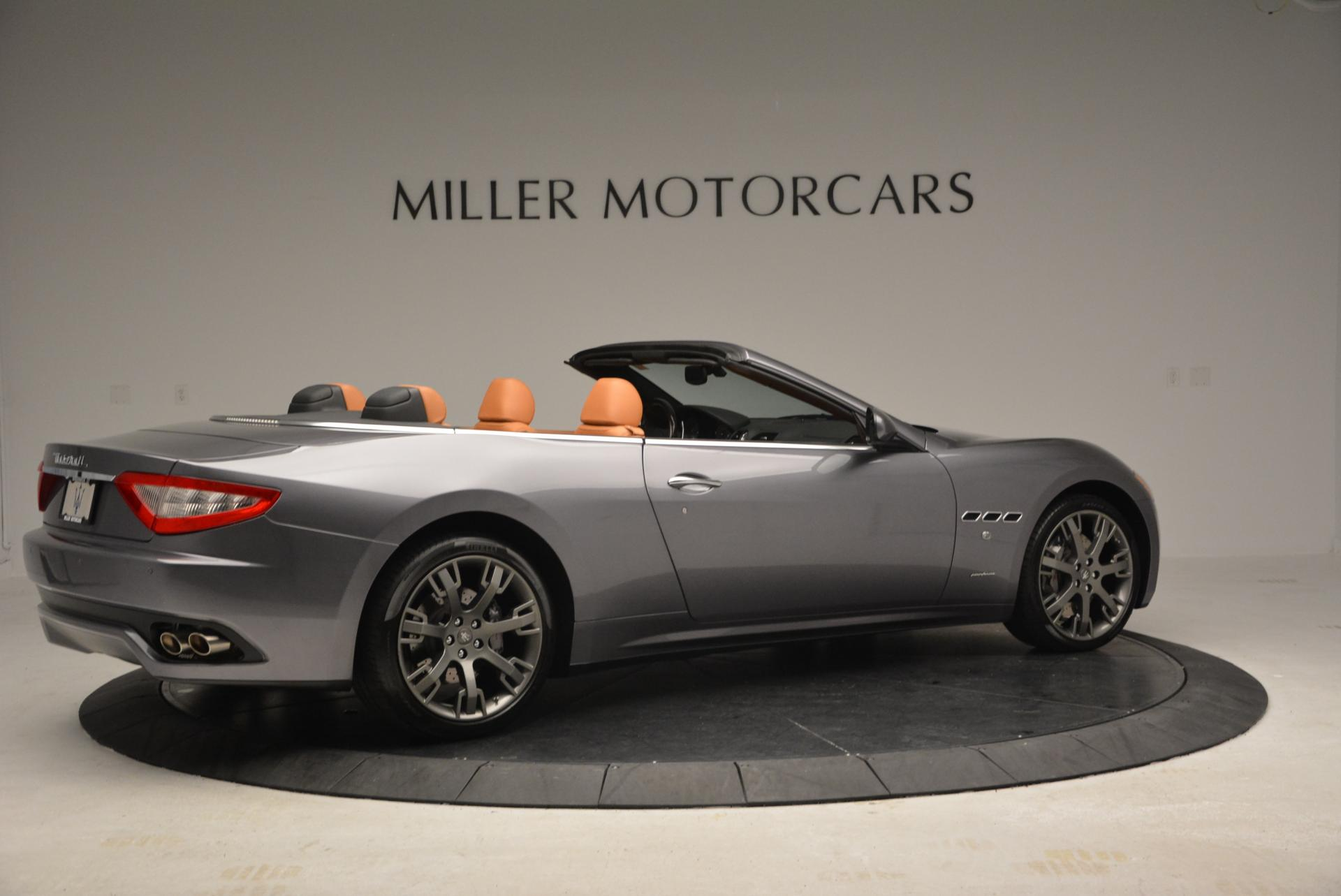 Used 2012 Maserati GranTurismo  For Sale In Westport, CT 161_p8