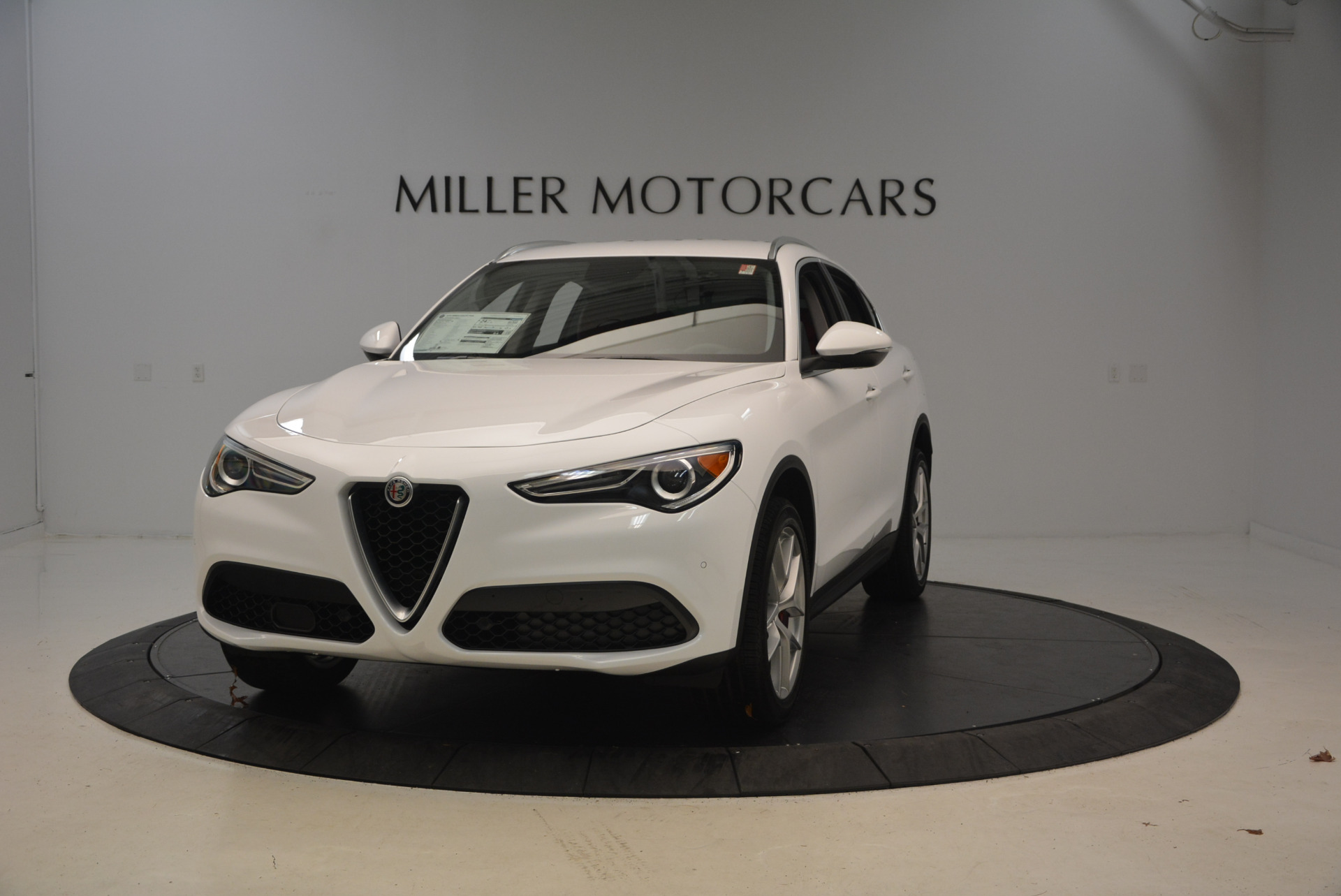 New 2018 Alfa Romeo Stelvio Q4 For Sale In Westport, CT 1610_main