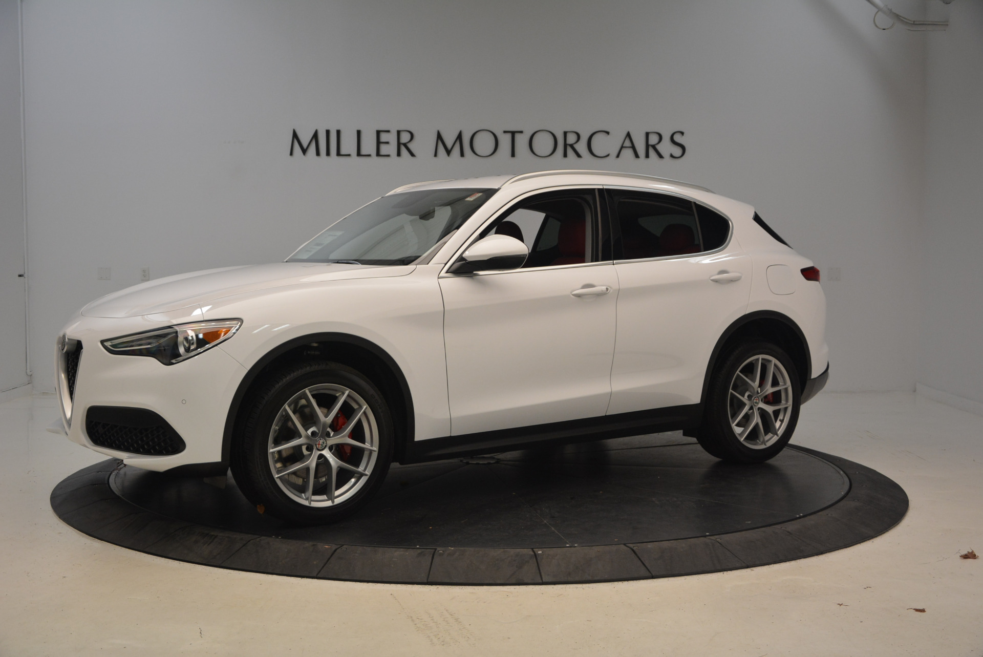New 2018 Alfa Romeo Stelvio Q4 For Sale In Westport, CT 1610_p2