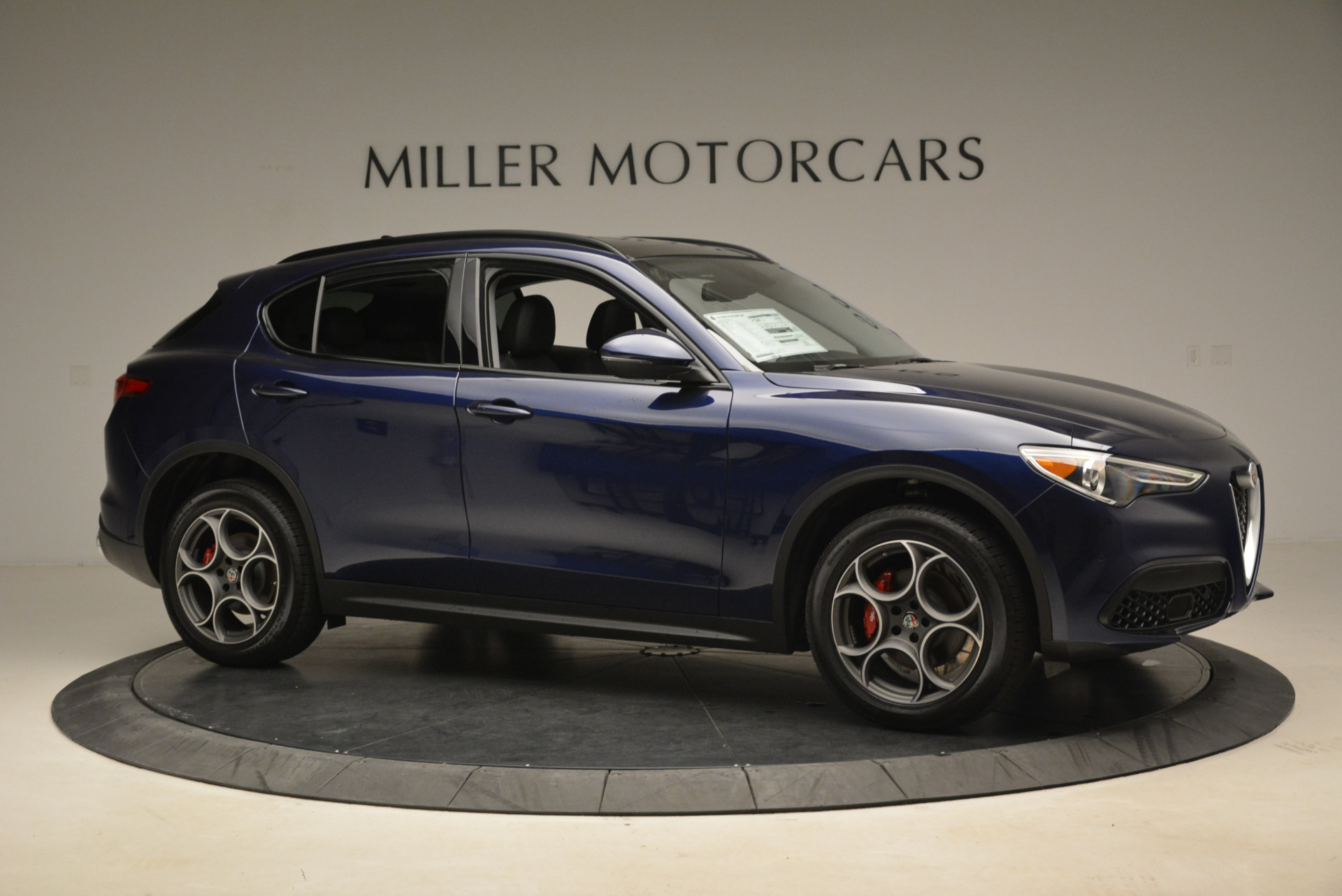 New 2018 Alfa Romeo Stelvio Sport Q4 For Sale In Westport, CT 1611_p10