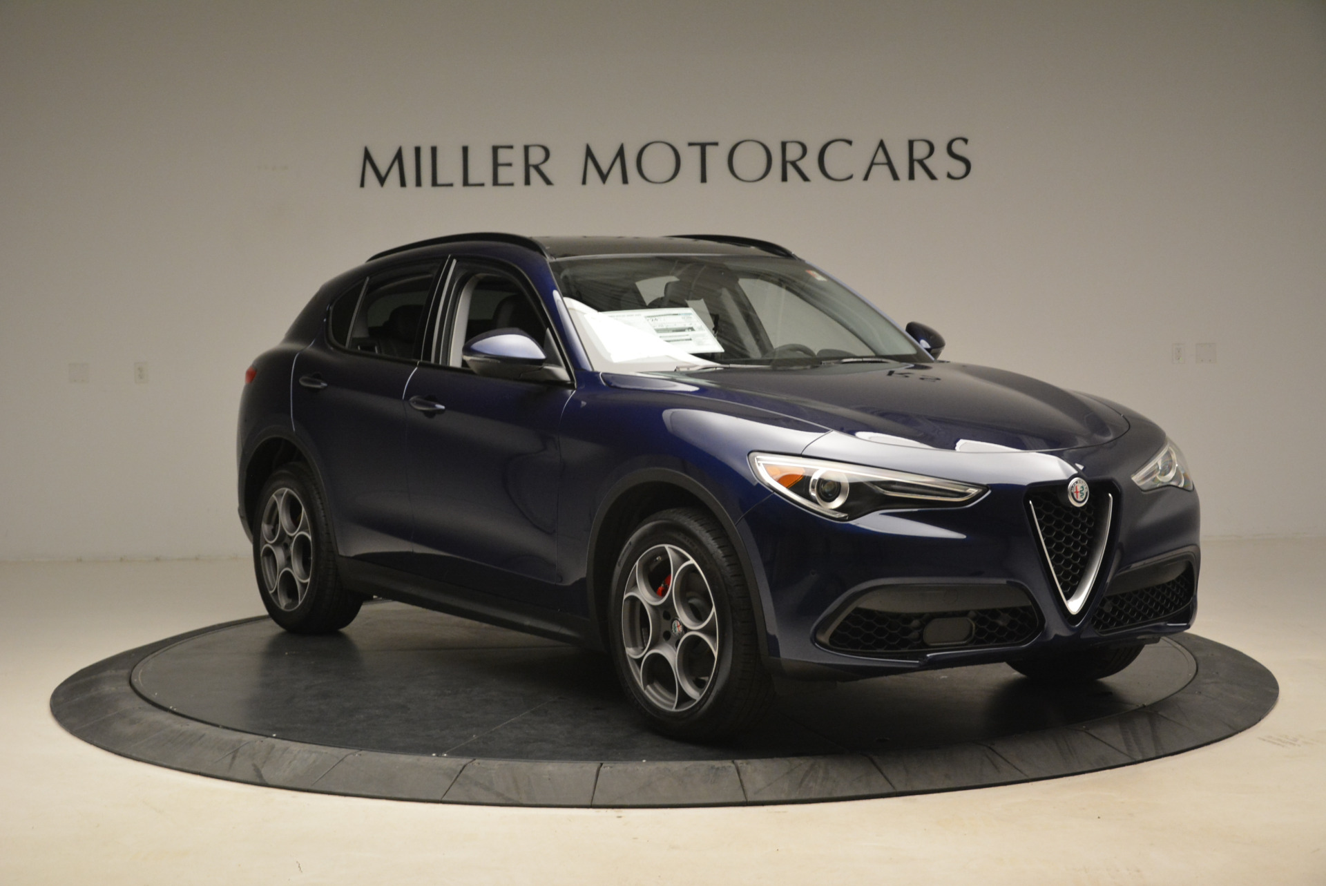 New 2018 Alfa Romeo Stelvio Sport Q4 For Sale In Westport, CT 1611_p11