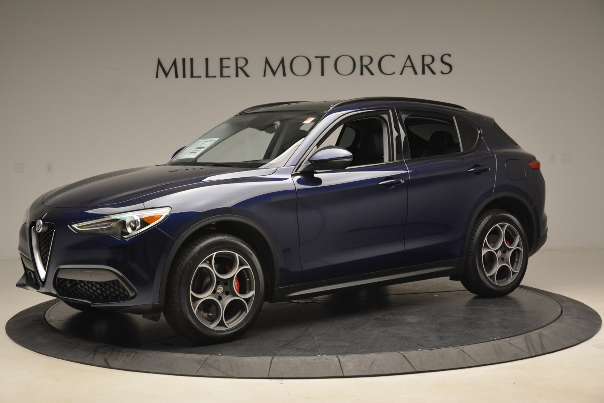 New 2018 Alfa Romeo Stelvio Sport Q4 For Sale In Westport, CT 1611_p2