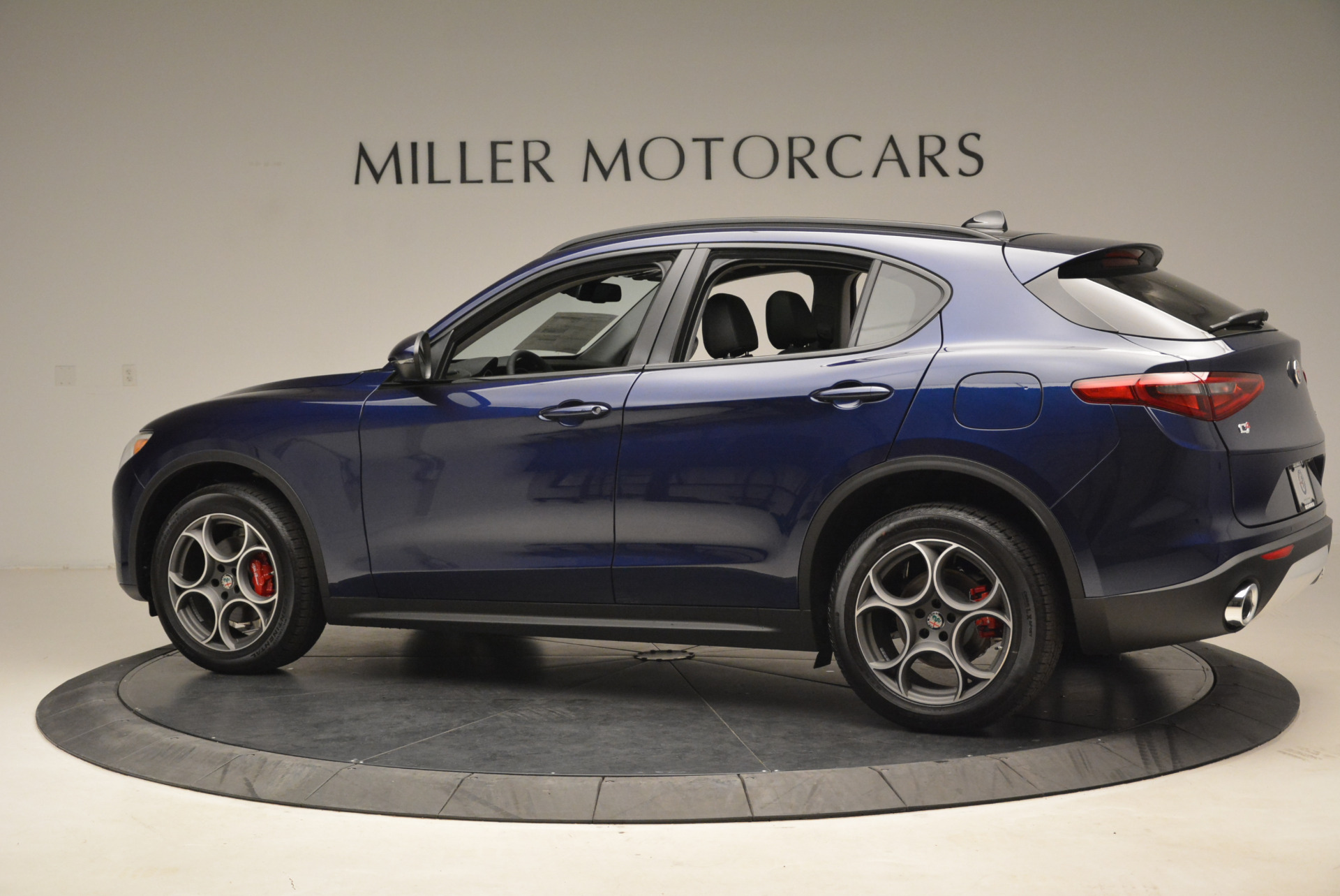 New 2018 Alfa Romeo Stelvio Sport Q4 For Sale In Westport, CT 1611_p4