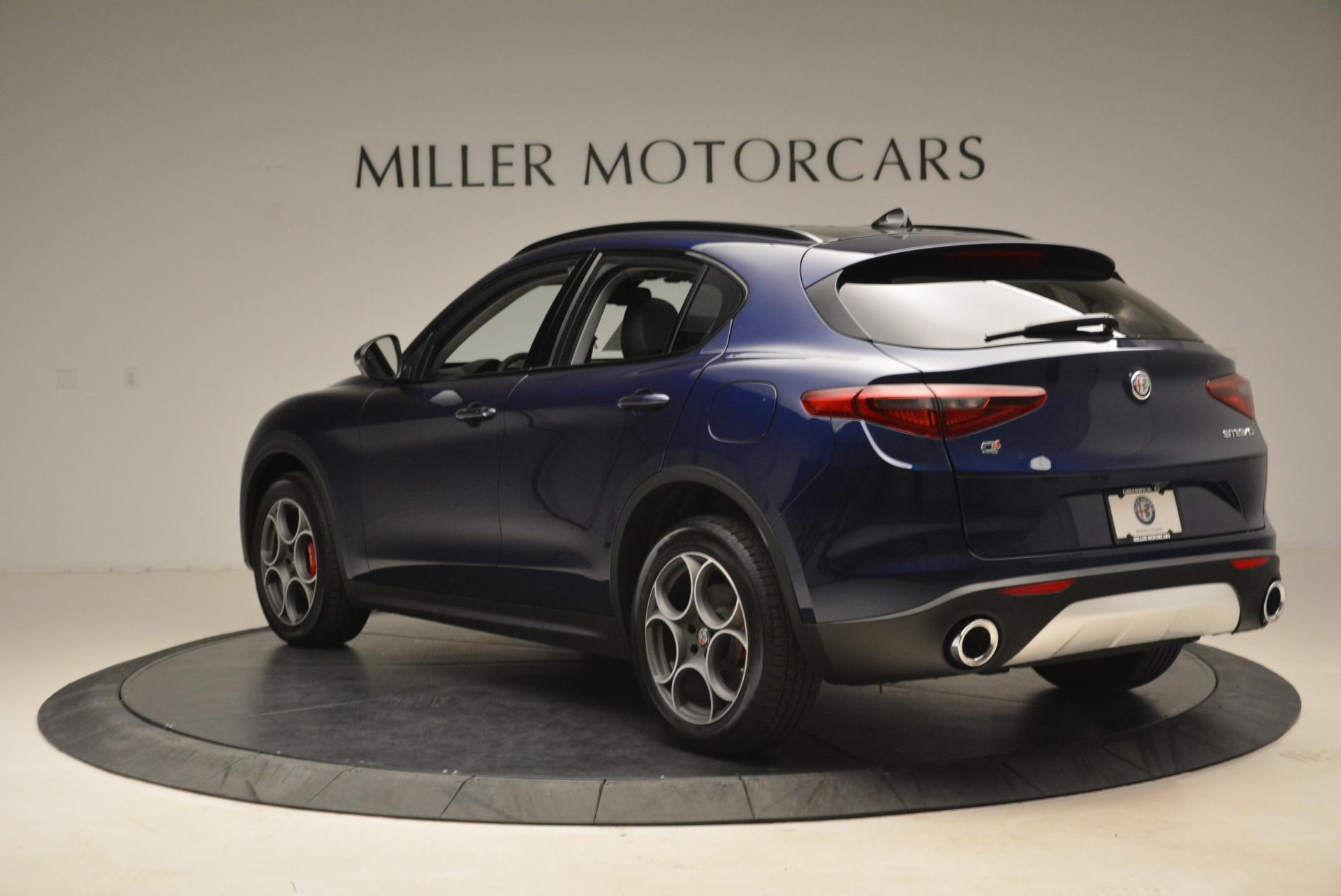 New 2018 Alfa Romeo Stelvio Sport Q4 For Sale In Westport, CT 1611_p5
