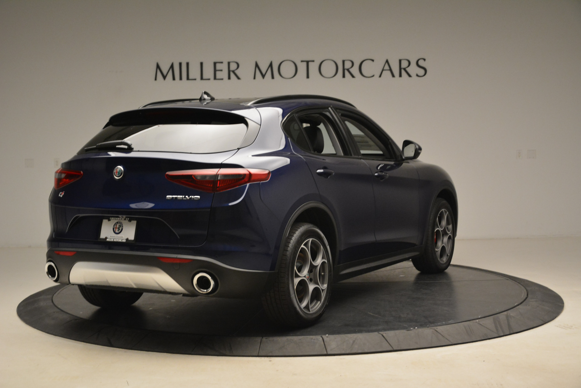 New 2018 Alfa Romeo Stelvio Sport Q4 For Sale In Westport, CT 1611_p7