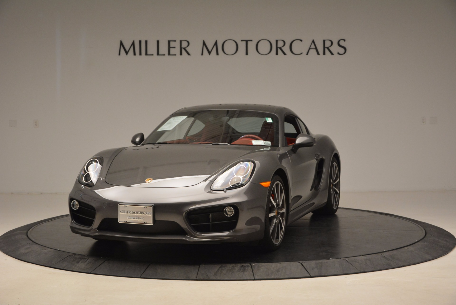 Used 2014 Porsche Cayman S S For Sale In Westport, CT 1612_main