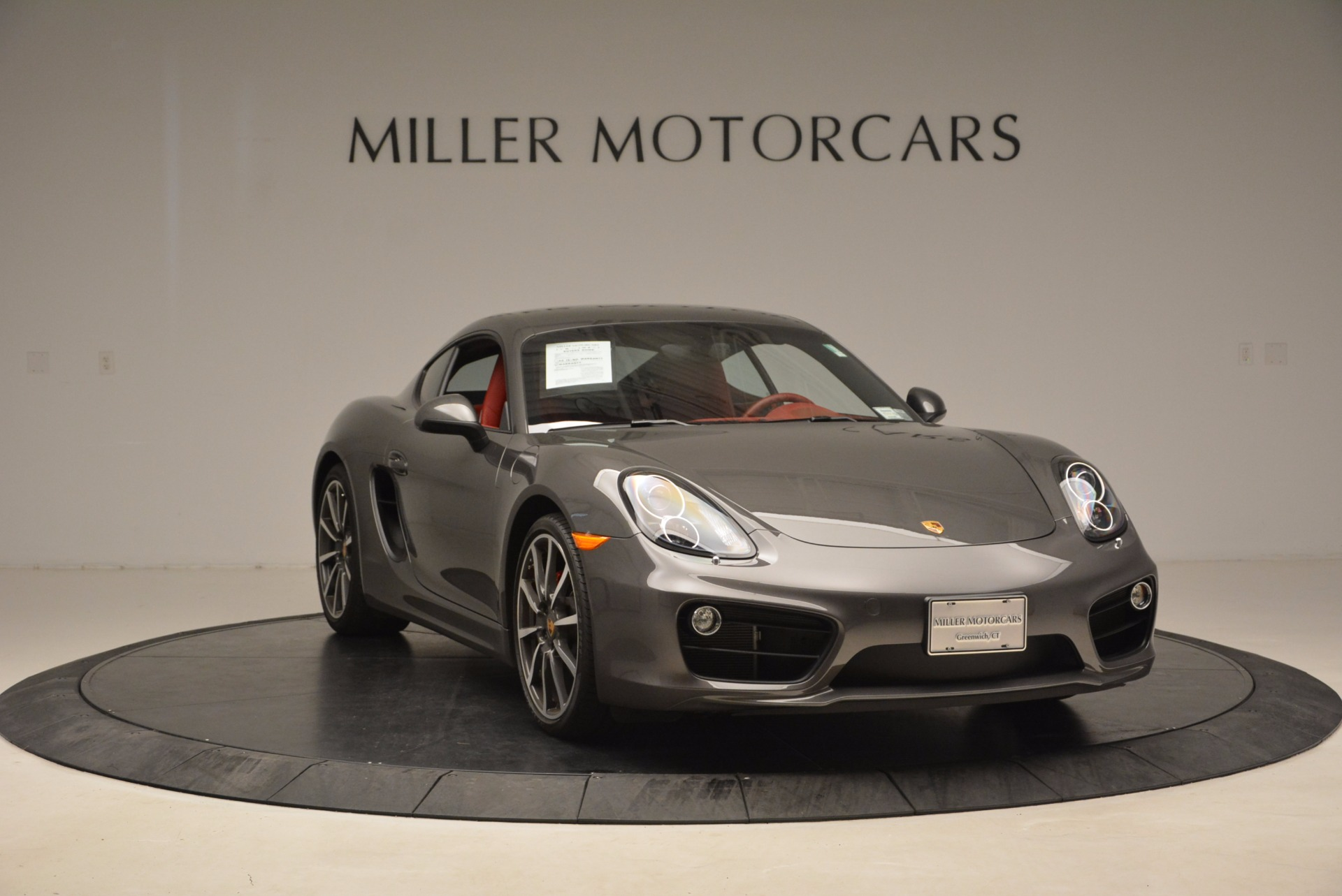 Used 2014 Porsche Cayman S S For Sale In Westport, CT 1612_p11