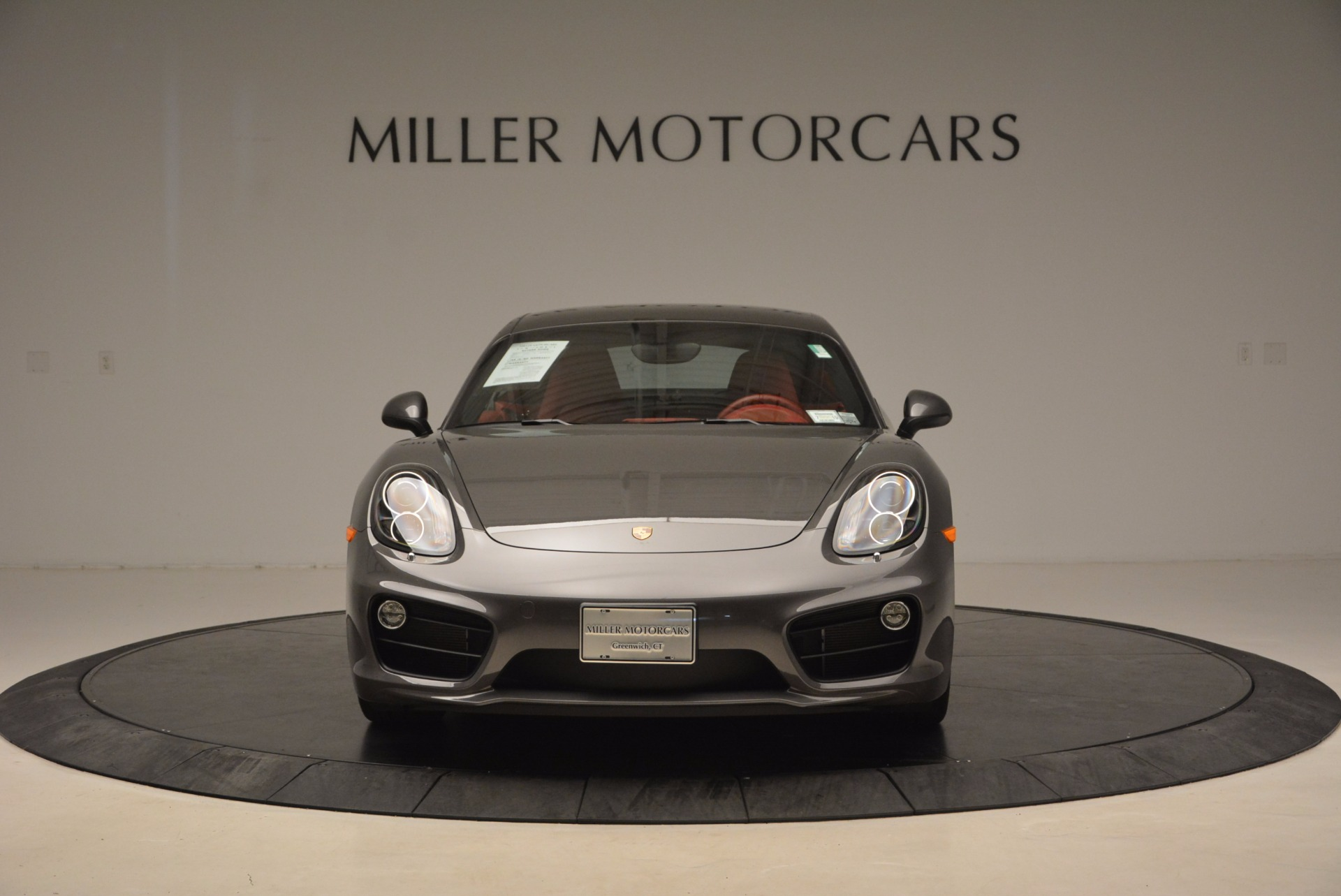 Used 2014 Porsche Cayman S S For Sale In Westport, CT 1612_p12