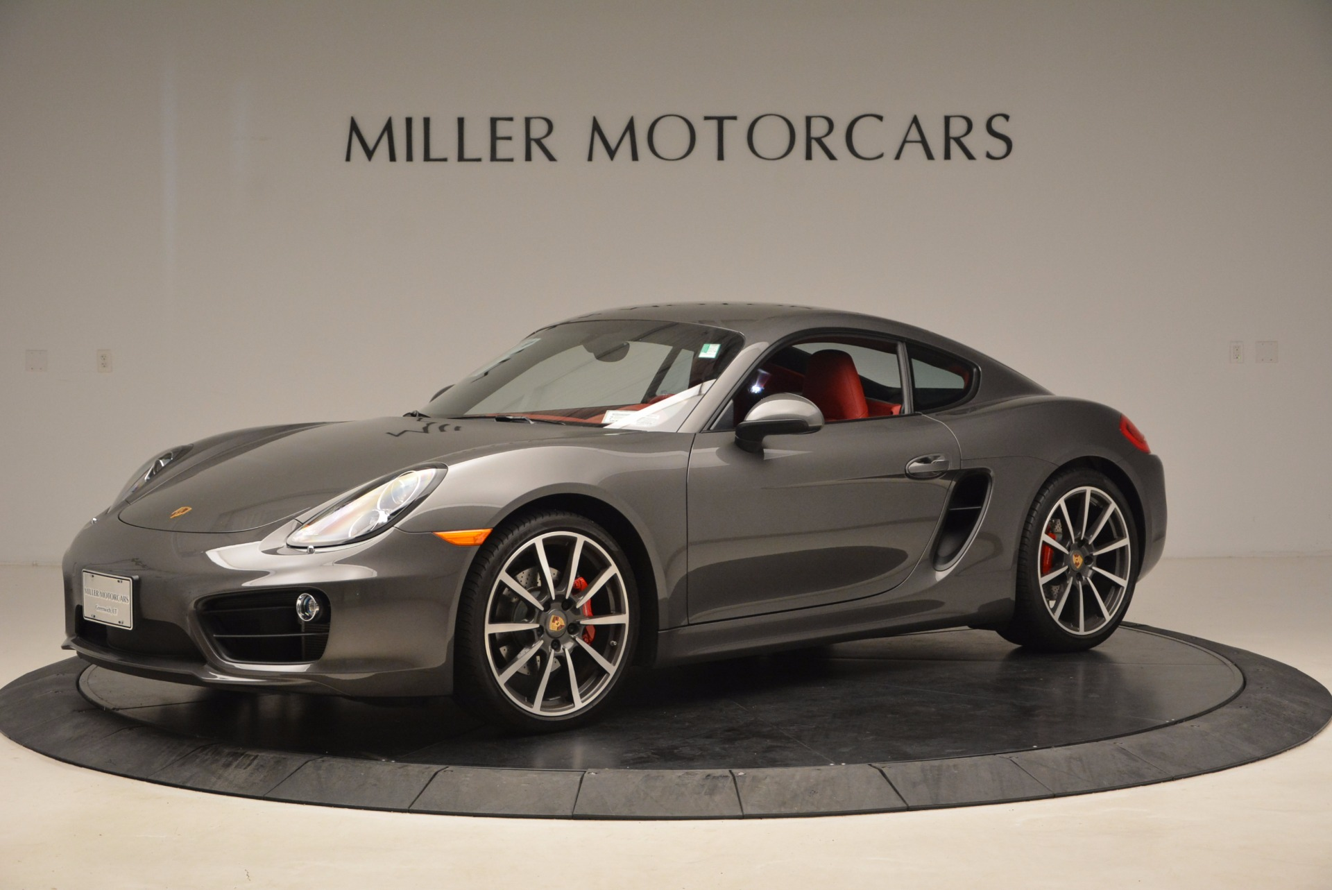Used 2014 Porsche Cayman S S For Sale In Westport, CT 1612_p2