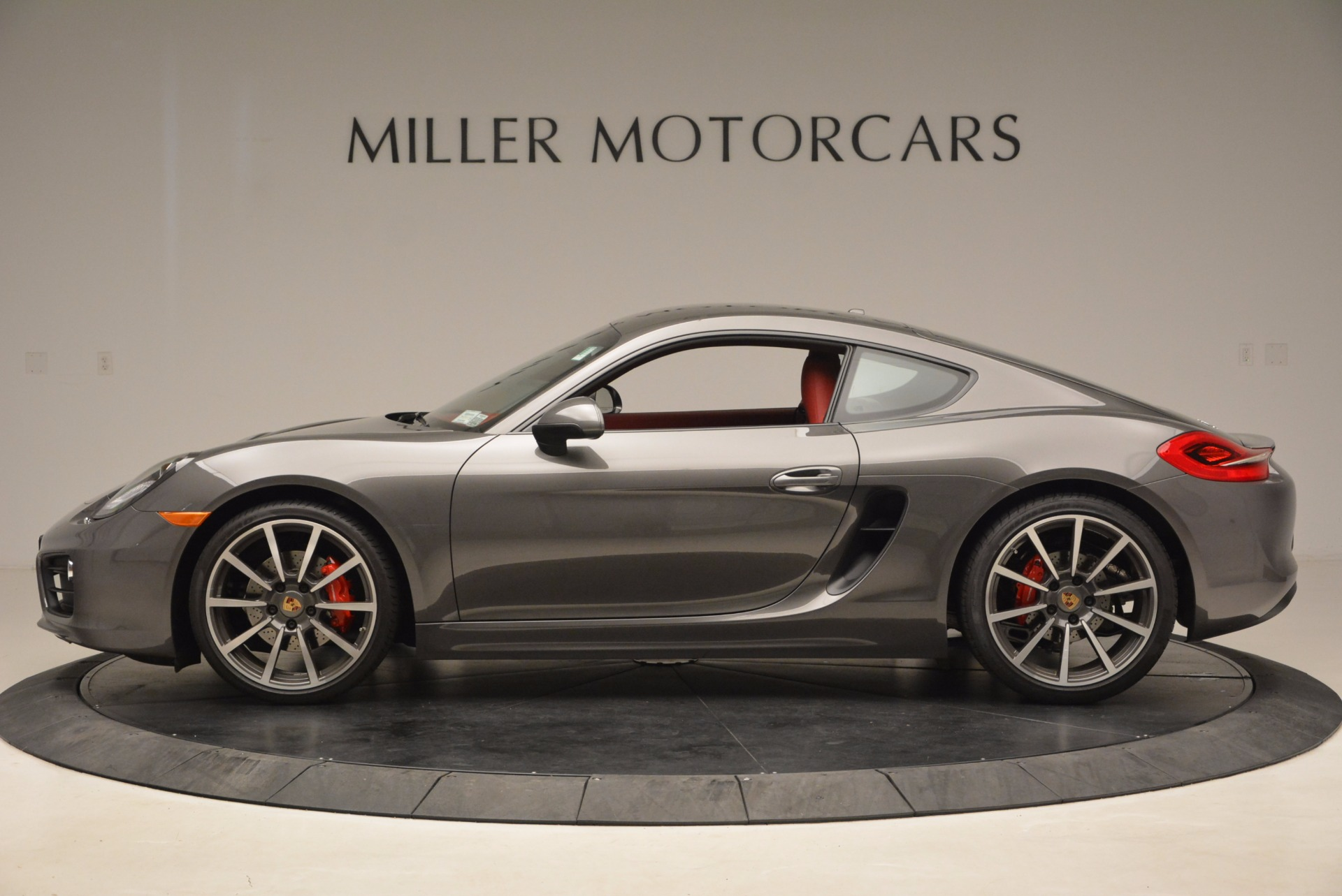 Used 2014 Porsche Cayman S S For Sale In Westport, CT 1612_p3