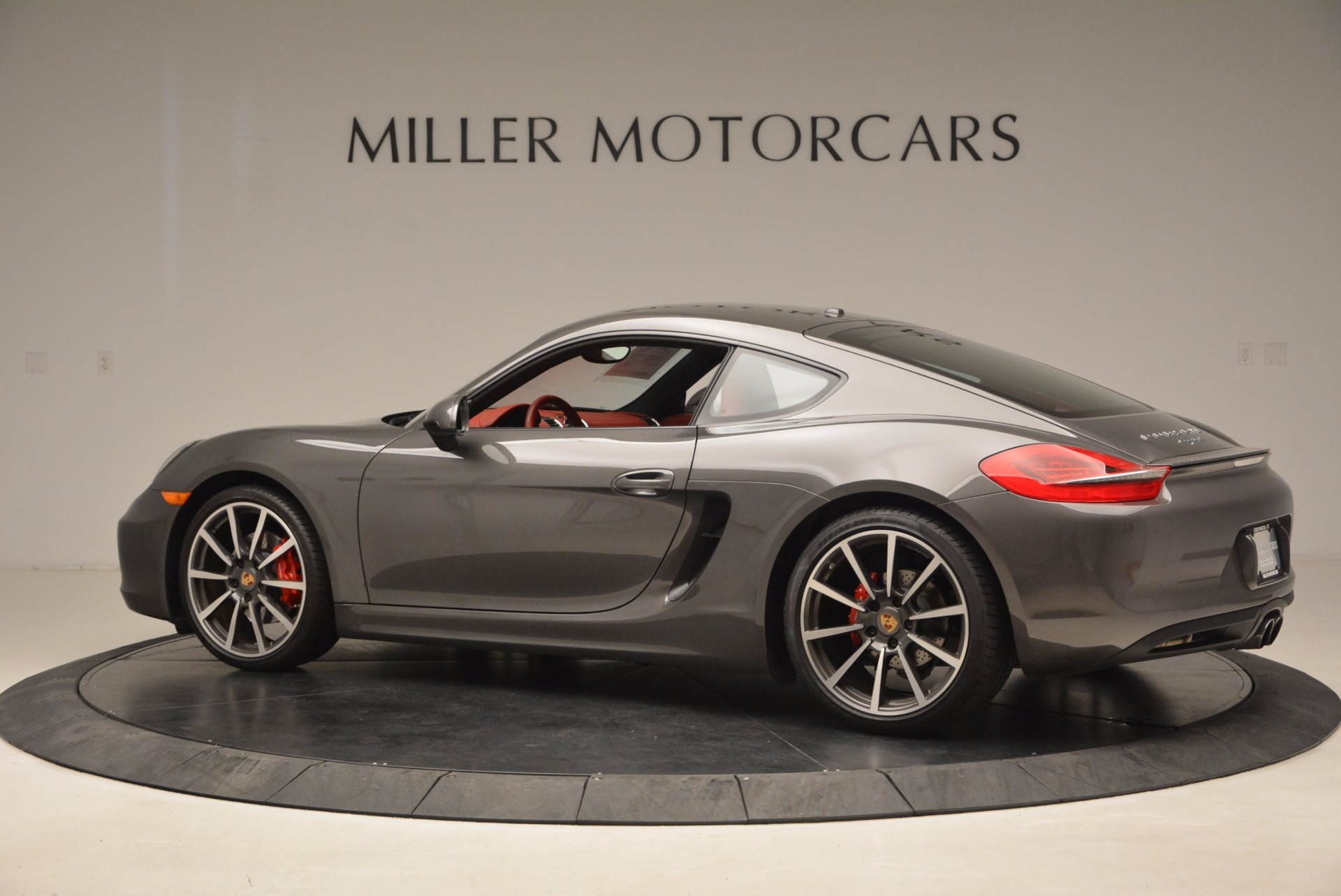 Used 2014 Porsche Cayman S S For Sale In Westport, CT 1612_p4