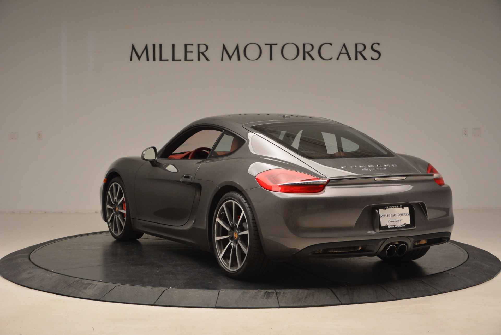 Used 2014 Porsche Cayman S S For Sale In Westport, CT 1612_p5