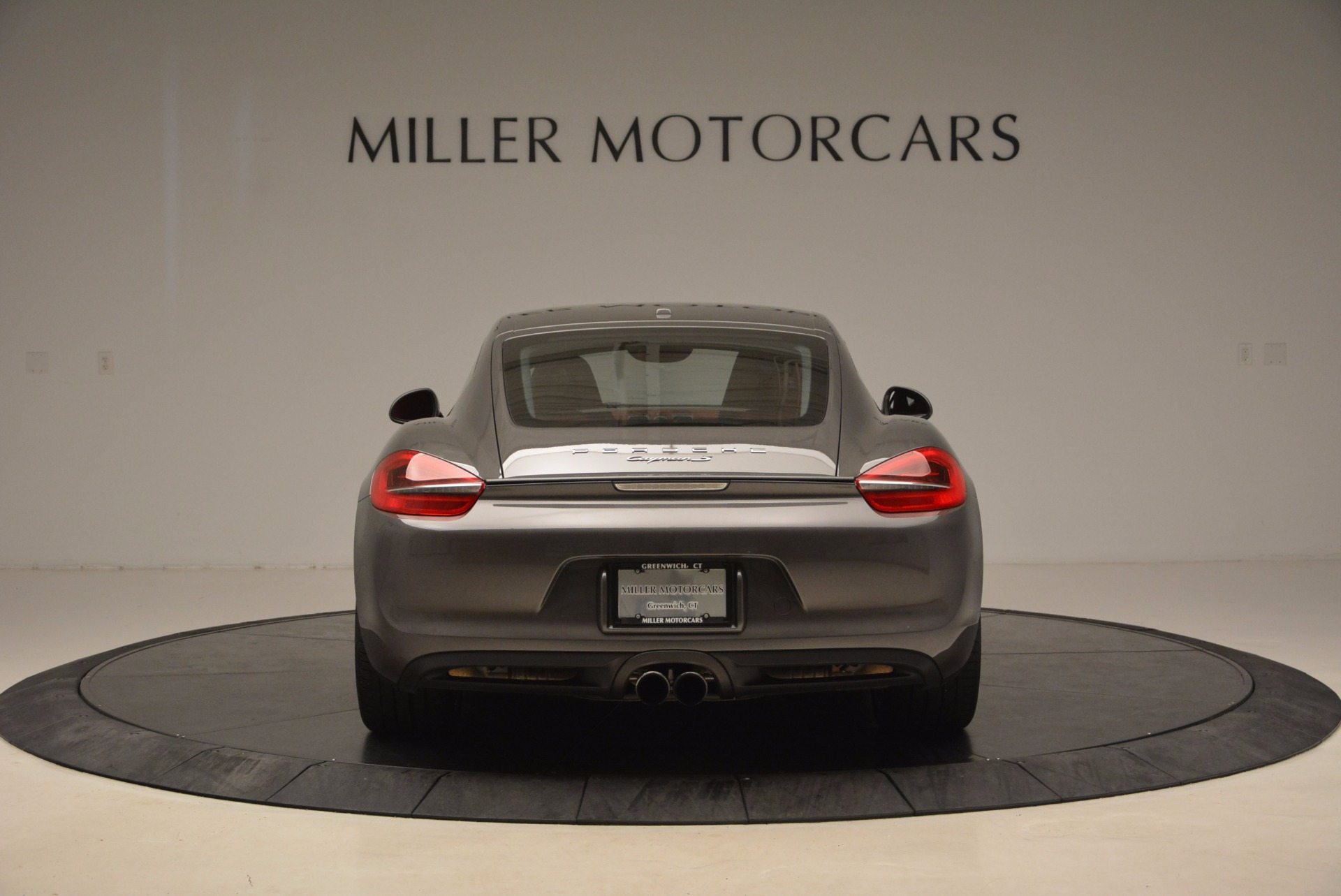 Used 2014 Porsche Cayman S S For Sale In Westport, CT 1612_p6