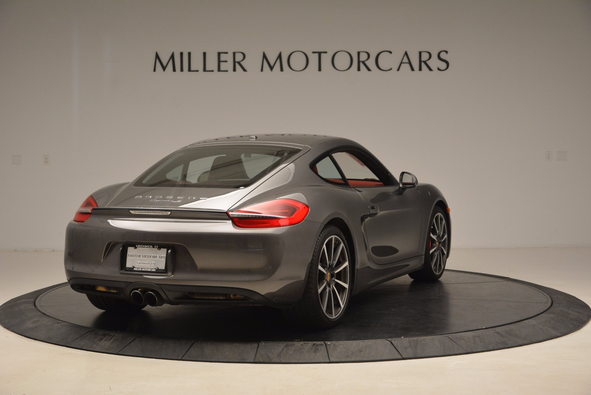 Used 2014 Porsche Cayman S S For Sale In Westport, CT 1612_p7