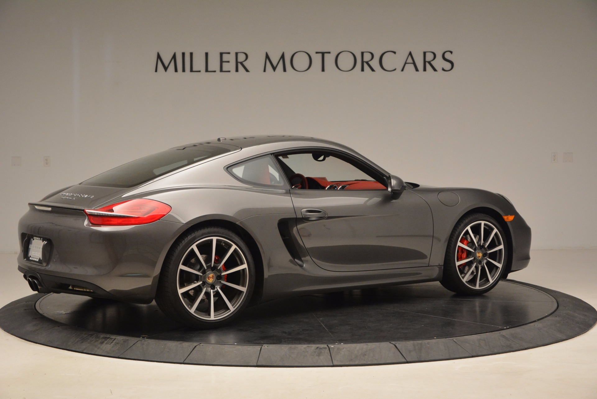 Used 2014 Porsche Cayman S S For Sale In Westport, CT 1612_p8