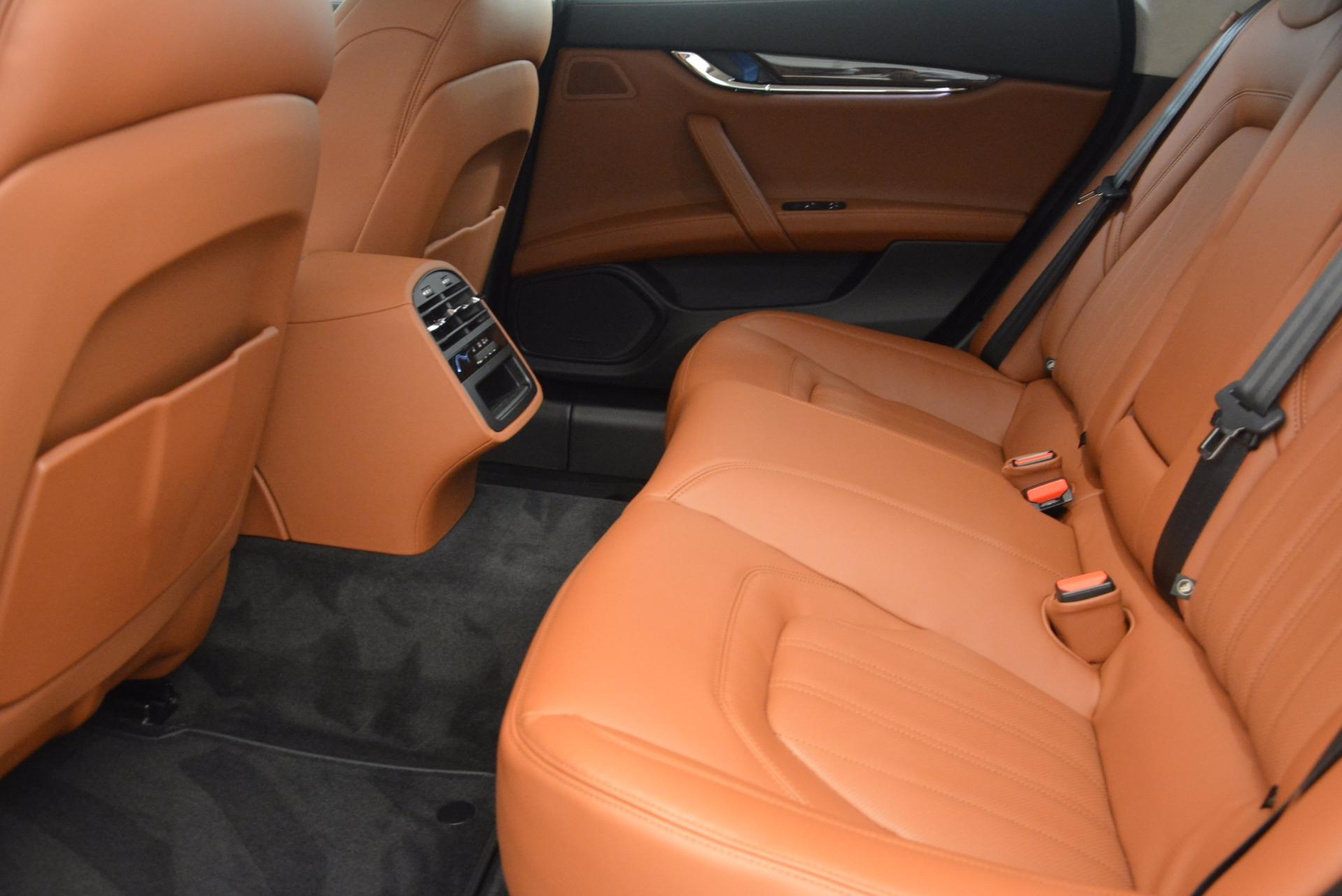 New 2018 Maserati Quattroporte S Q4 GranLusso For Sale In Westport, CT 1614_p17