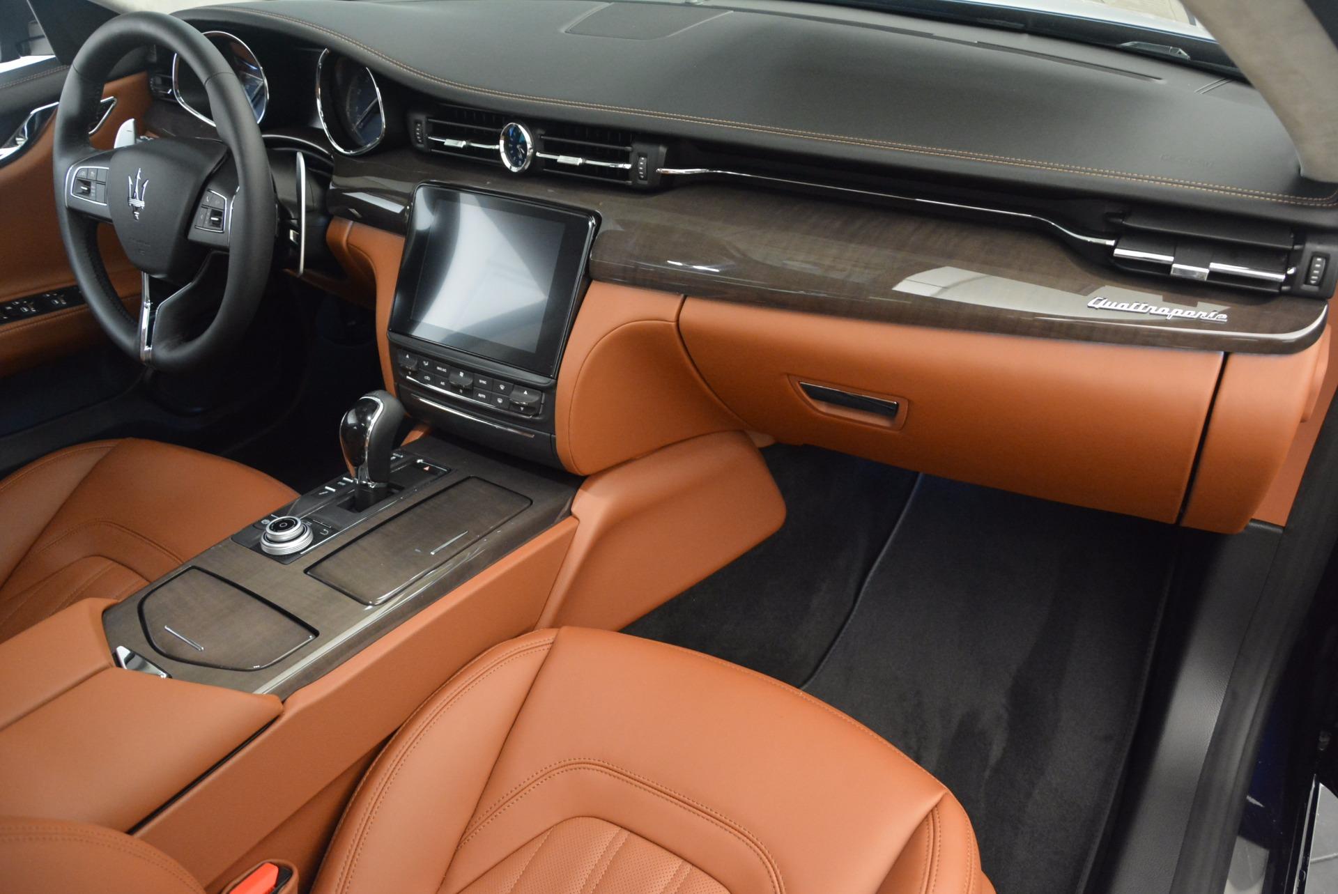 New 2018 Maserati Quattroporte S Q4 GranLusso For Sale In Westport, CT 1614_p19