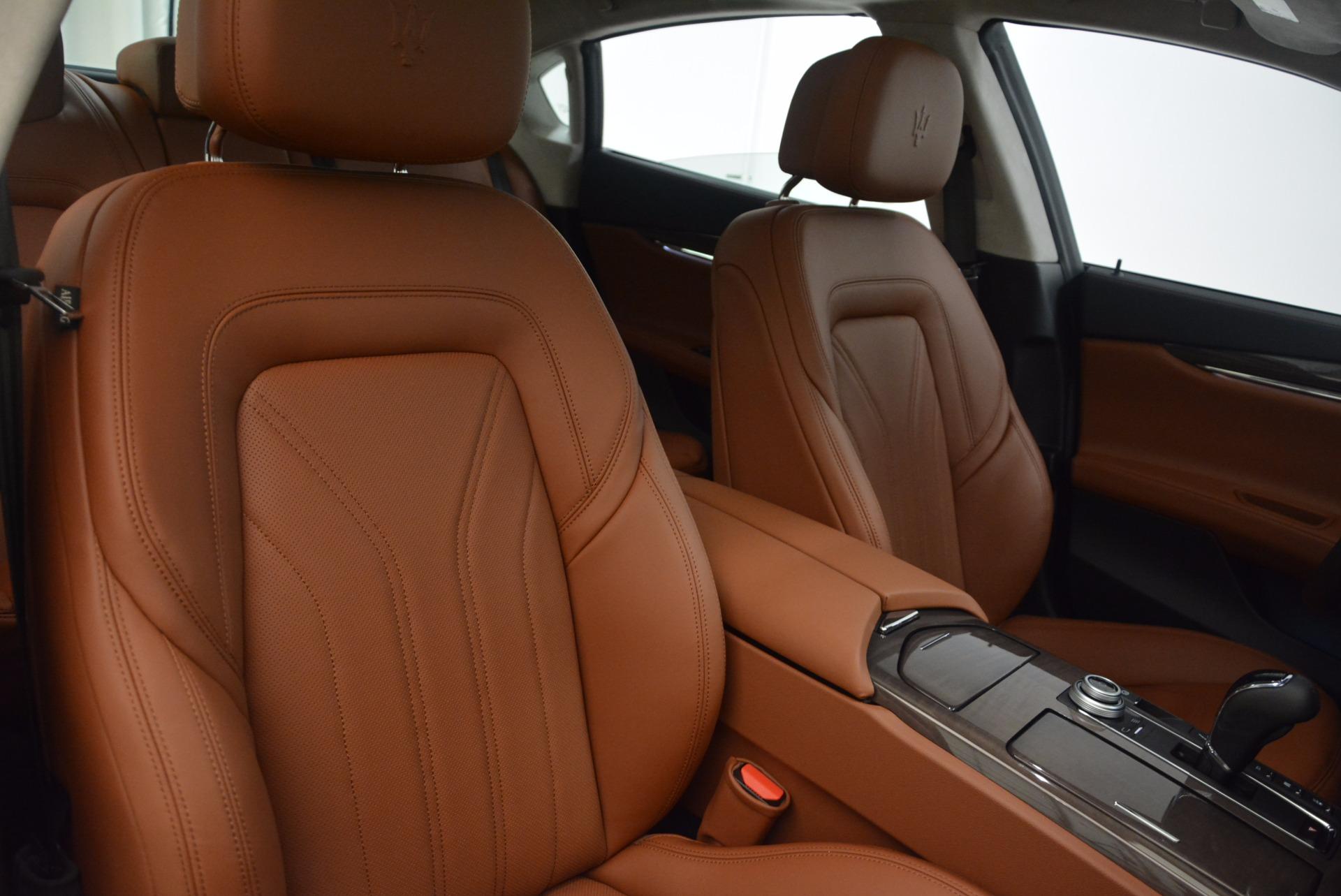 New 2018 Maserati Quattroporte S Q4 GranLusso For Sale In Westport, CT 1614_p21
