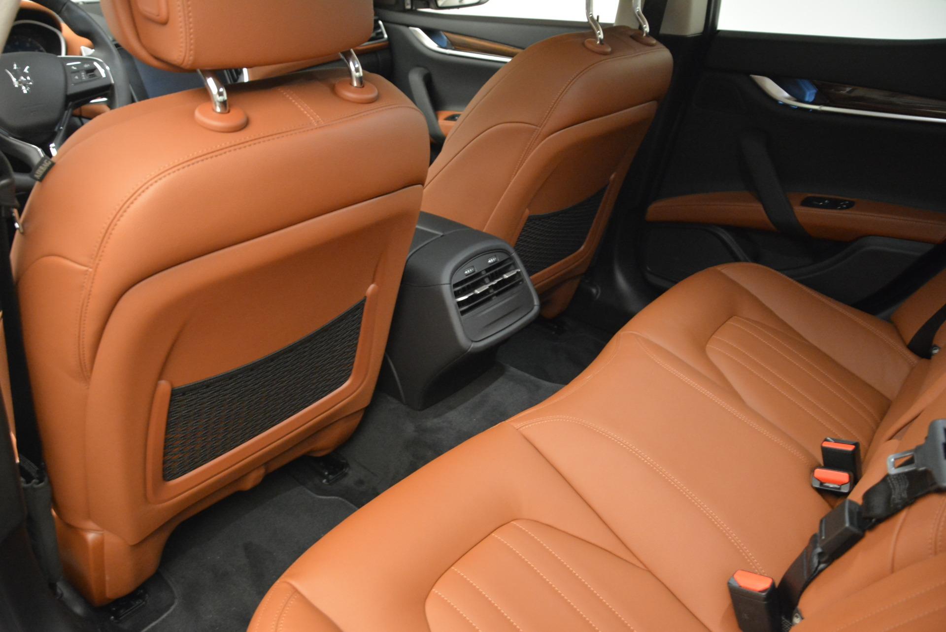 New 2018 Maserati Ghibli S Q4 For Sale In Westport, CT 1615_p18