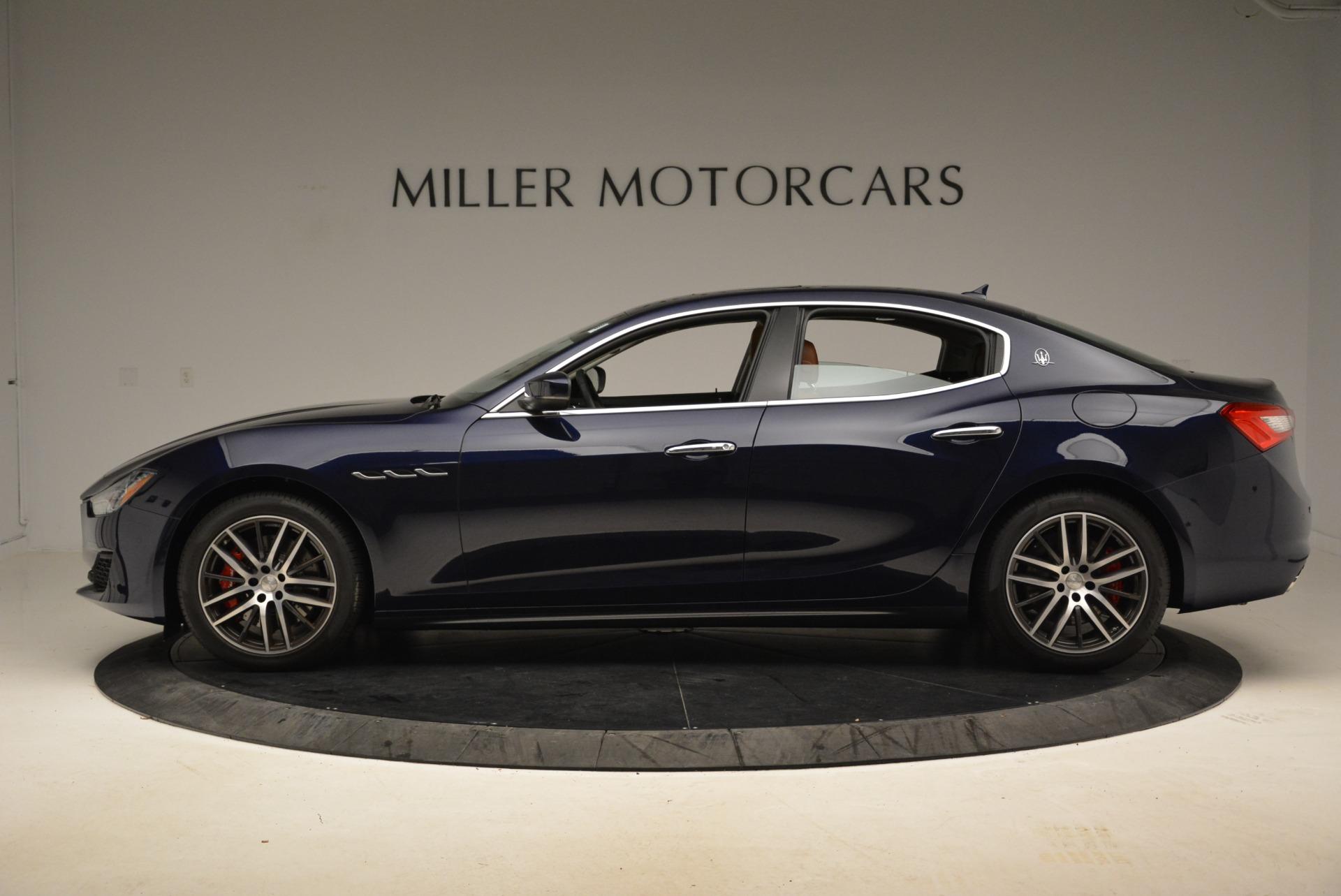 New 2018 Maserati Ghibli S Q4 For Sale In Westport, CT 1615_p3