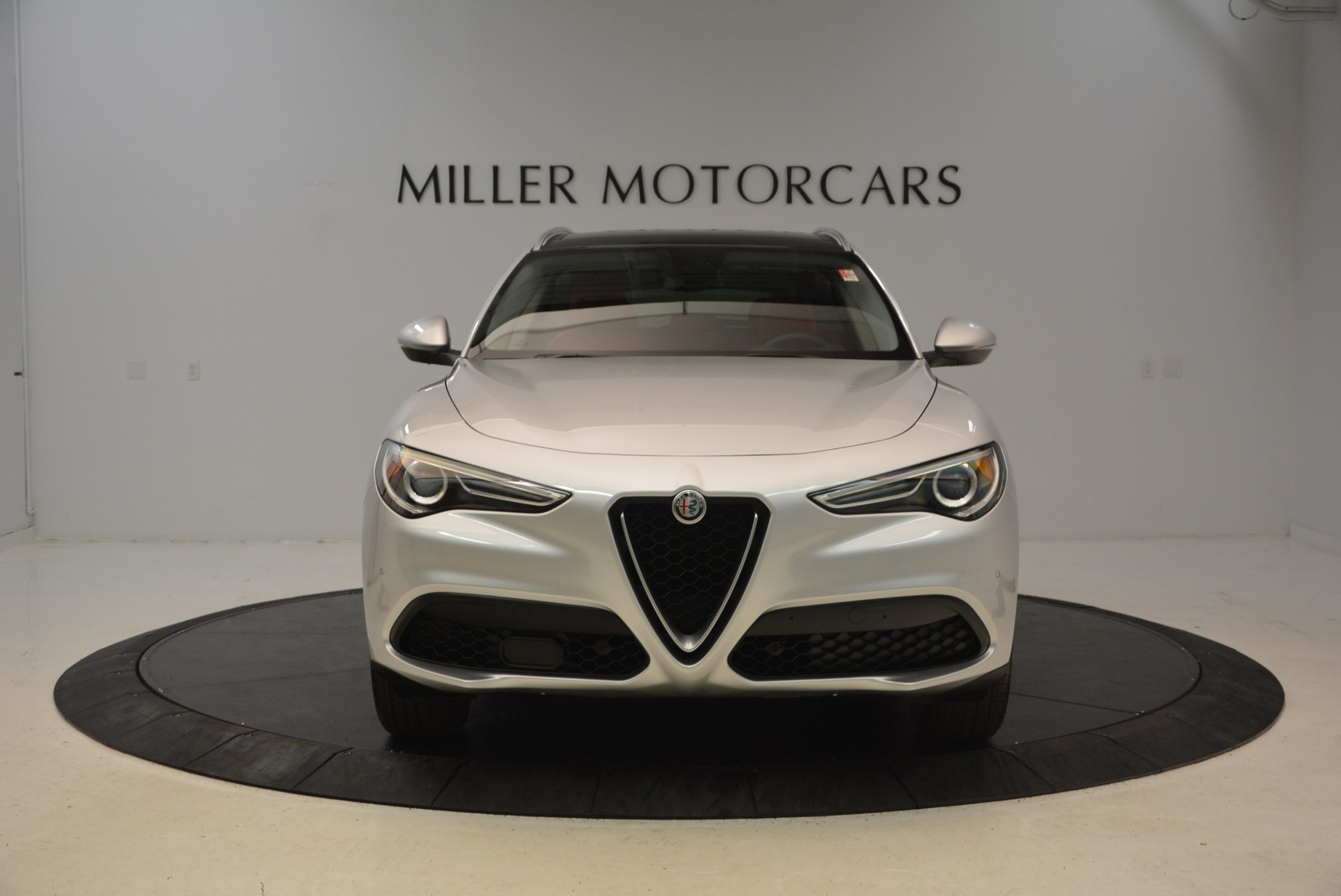 New 2018 Alfa Romeo Stelvio Q4 For Sale In Westport, CT 1619_p2