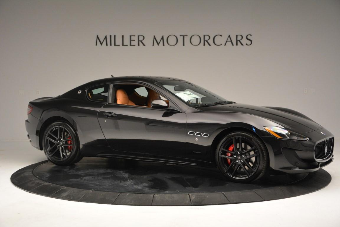 New 2016 Maserati GranTurismo Sport For Sale In Westport, CT 162_p10