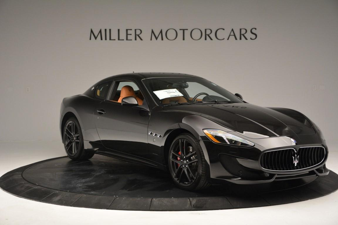 New 2016 Maserati GranTurismo Sport For Sale In Westport, CT 162_p11