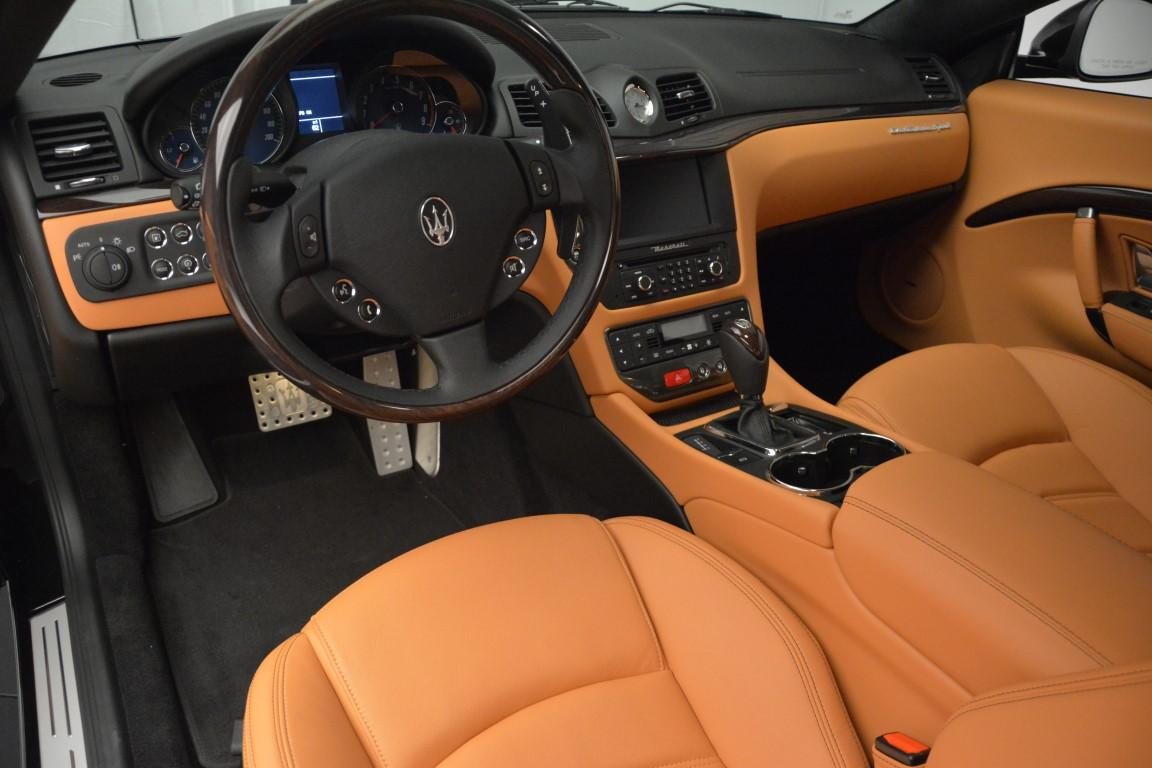 New 2016 Maserati GranTurismo Sport For Sale In Westport, CT 162_p14