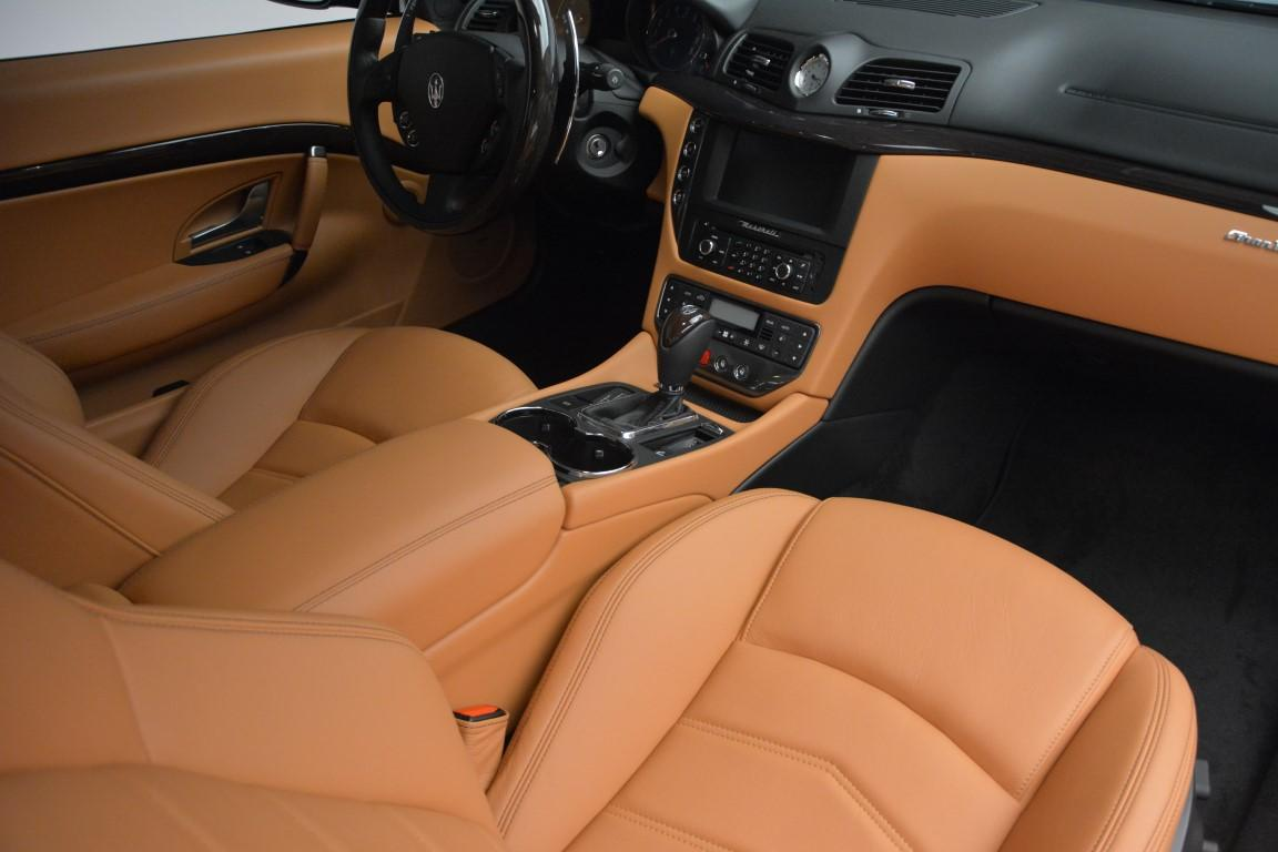 New 2016 Maserati GranTurismo Sport For Sale In Westport, CT 162_p21
