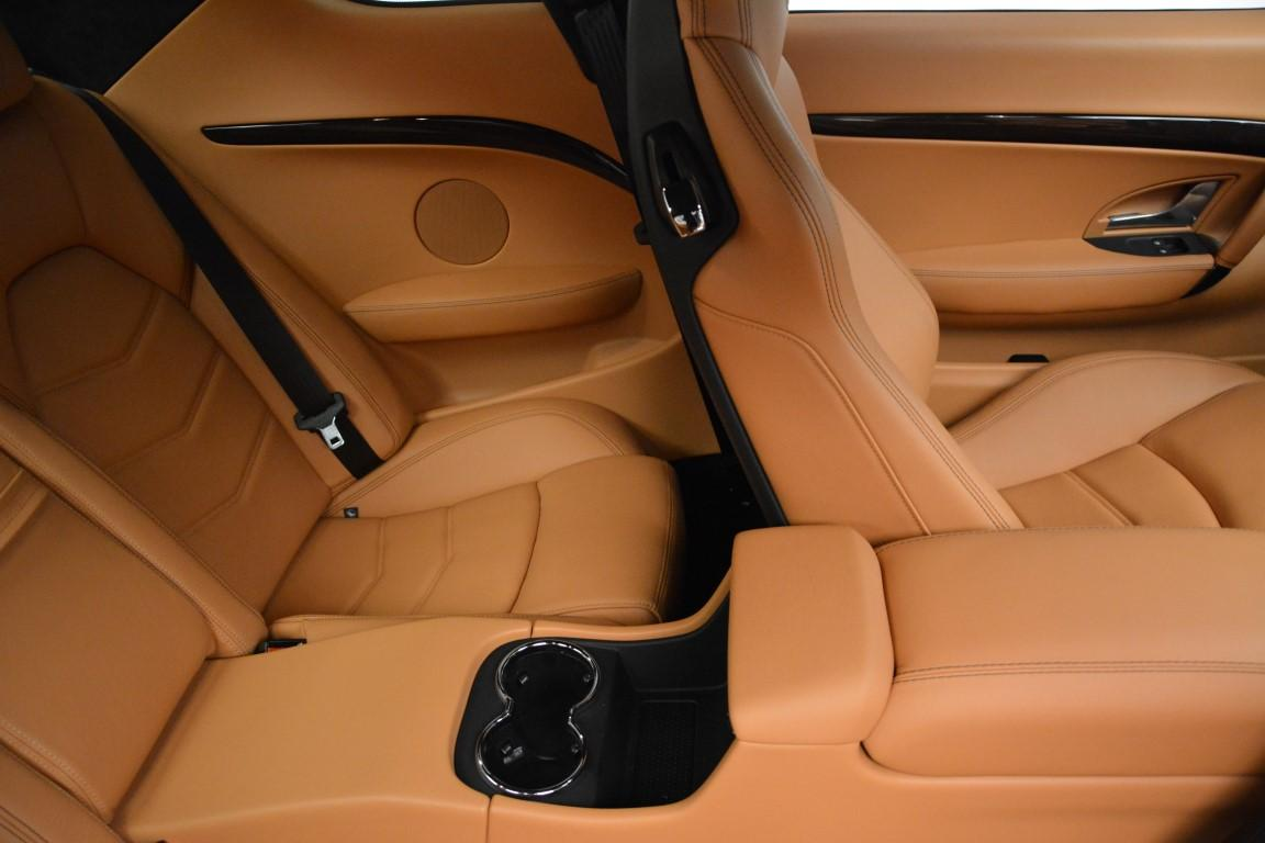 New 2016 Maserati GranTurismo Sport For Sale In Westport, CT 162_p25