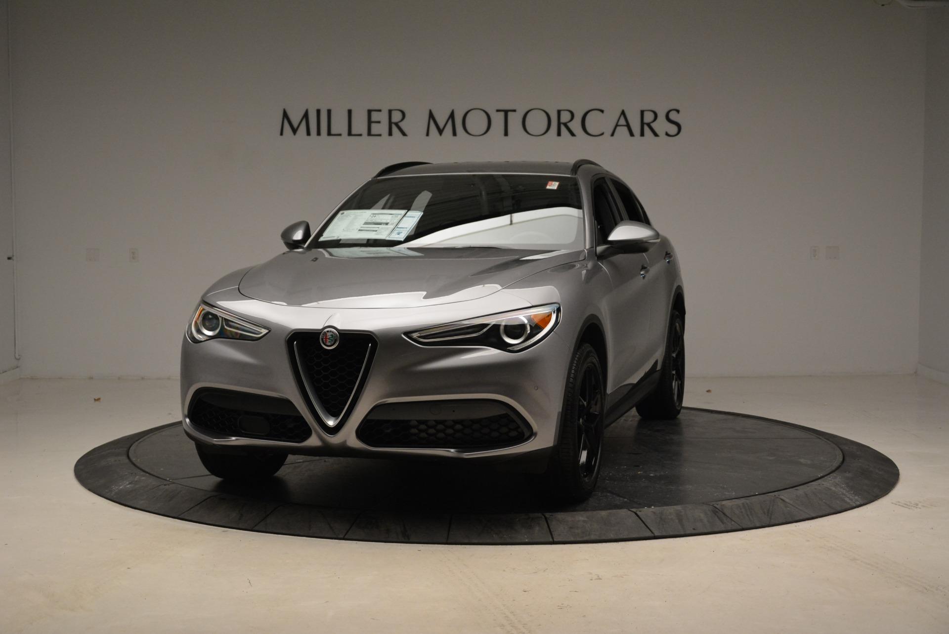 New 2018 Alfa Romeo Stelvio Ti Sport Q4 For Sale In Westport, CT 1621_main