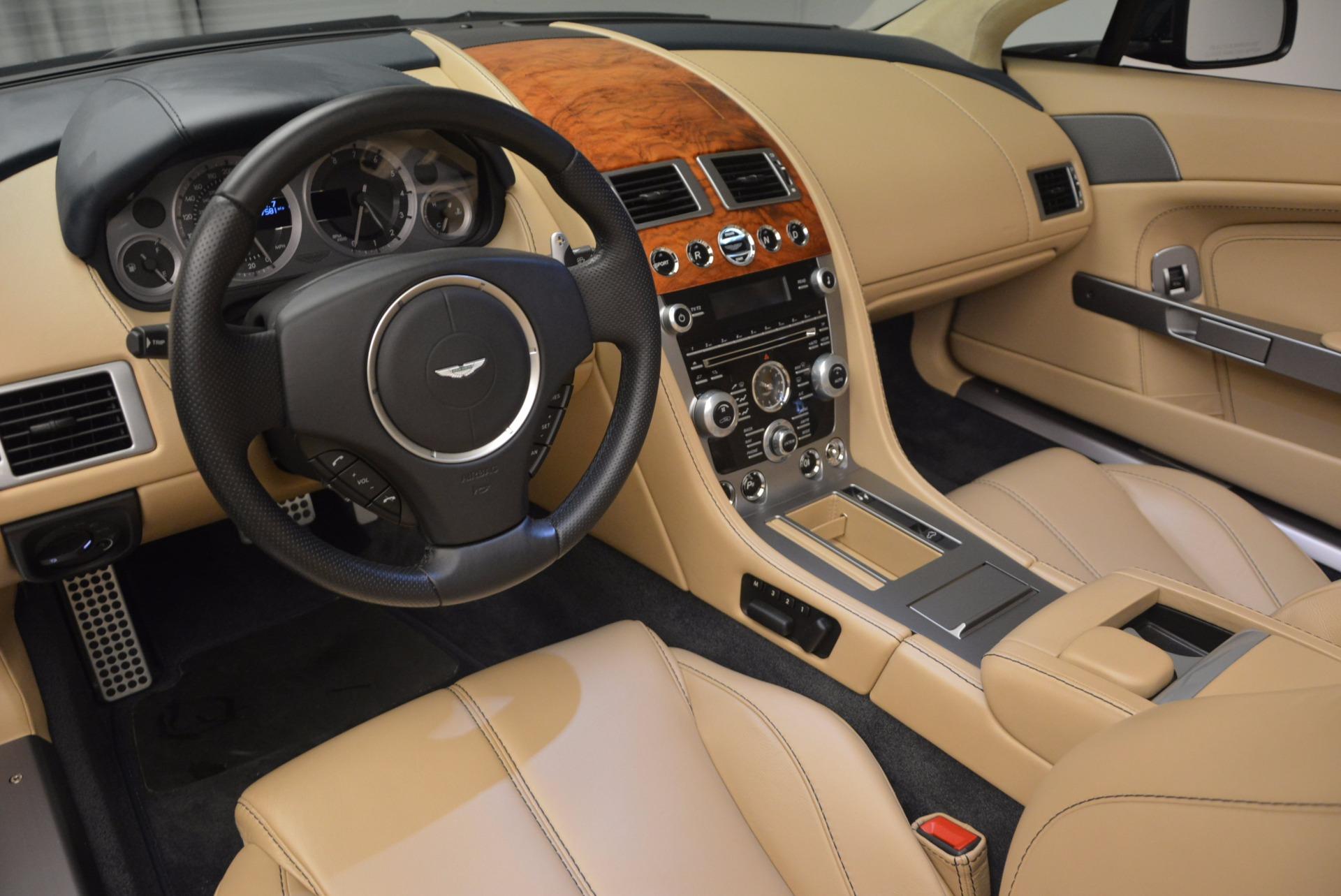 Used 2014 Aston Martin V8 Vantage Roadster For Sale In Westport, CT 1623_p21